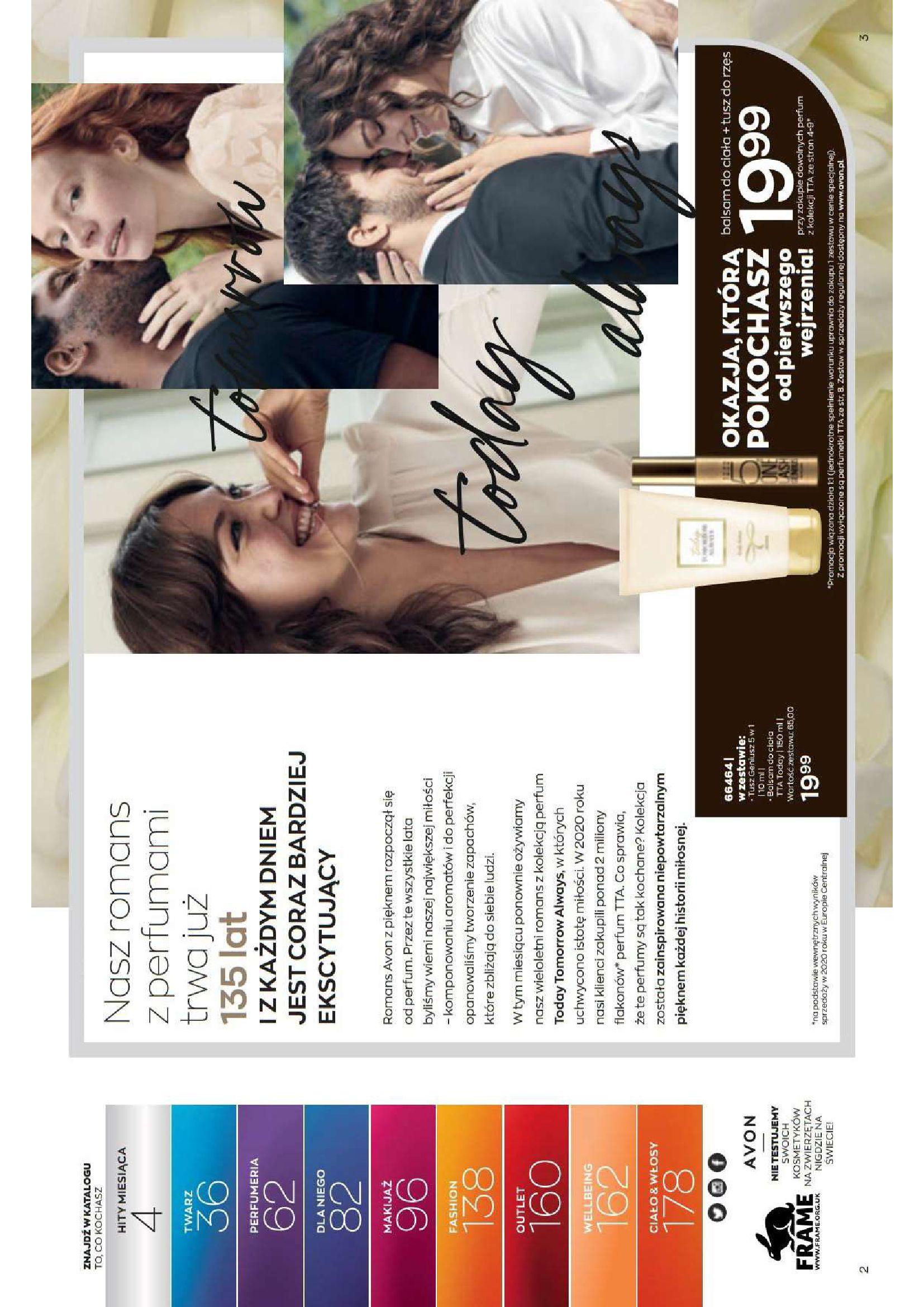 Gazetka Avon: Katalog Maj 2021 2021-05-01 page-2