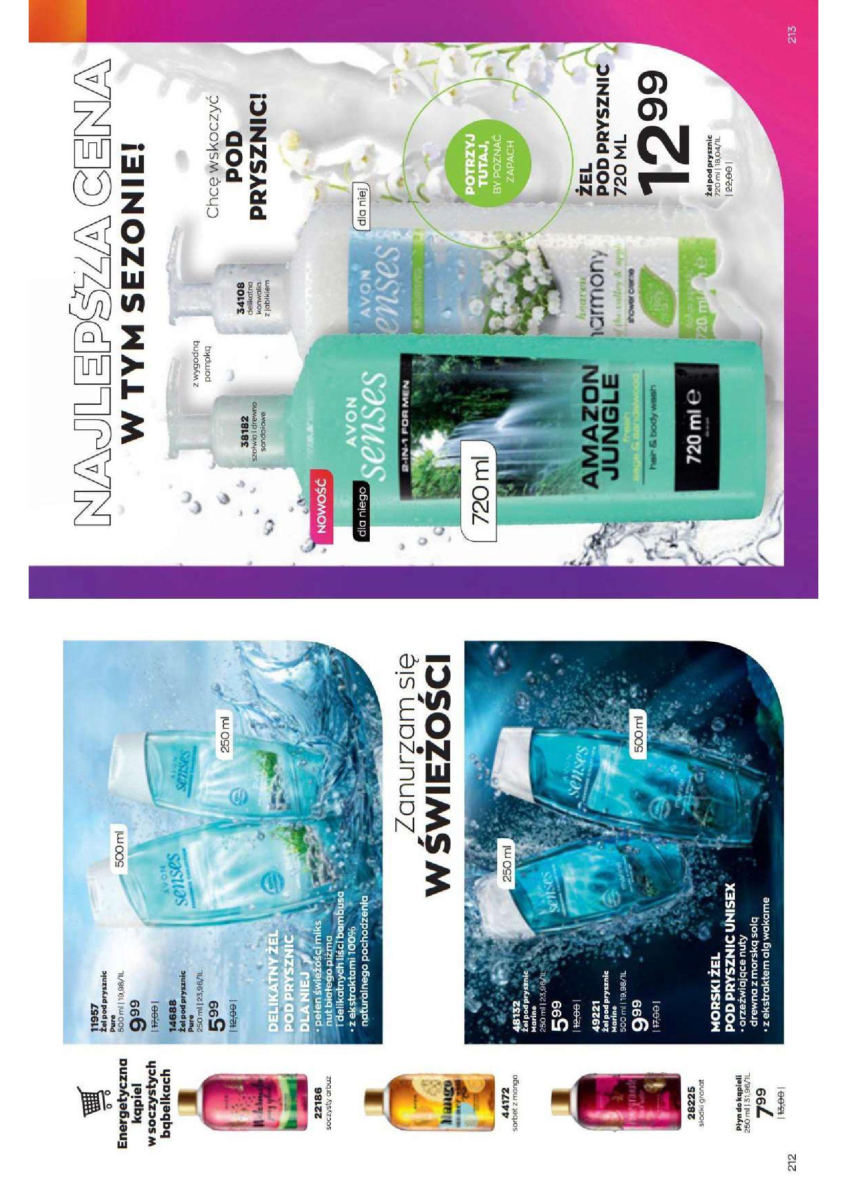 Gazetka Avon: Katalog Maj 2021 2021-05-01 page-107