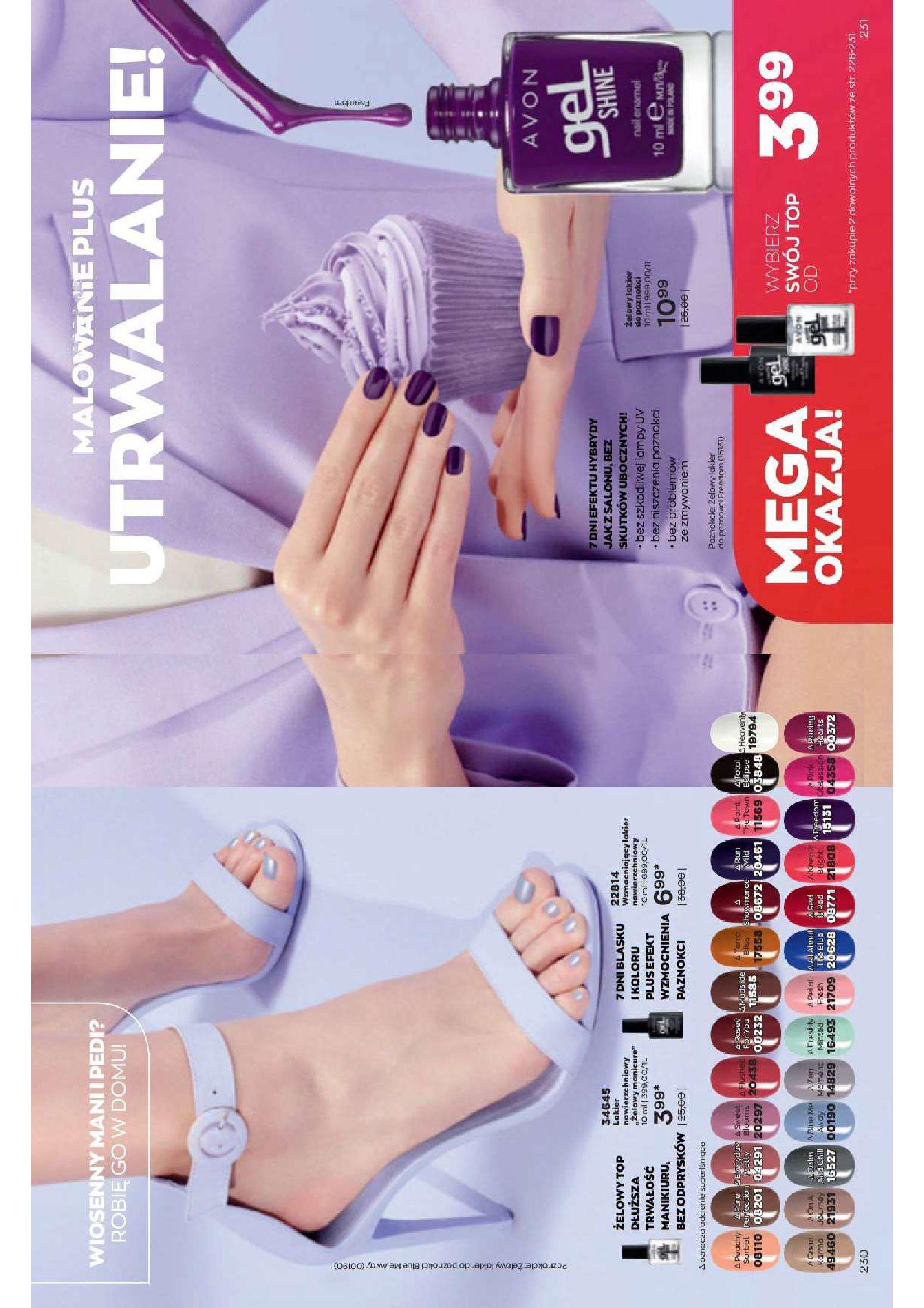 Gazetka Avon: Katalog Maj 2021 2021-05-01 page-116