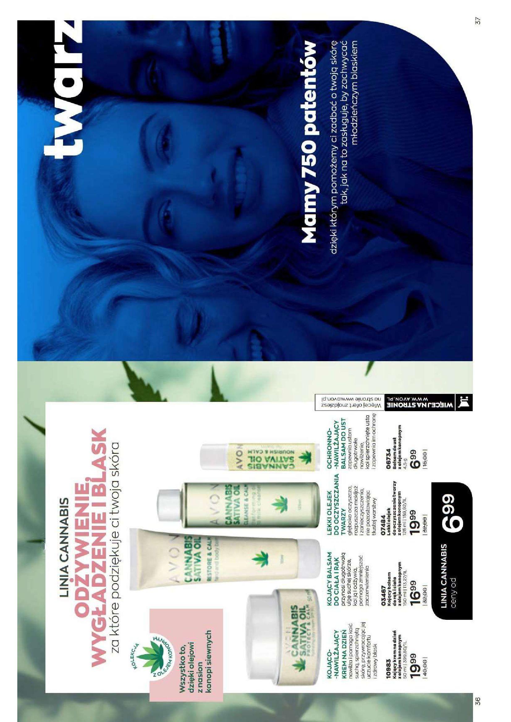 Gazetka Avon: Katalog Maj 2021 2021-05-01 page-19
