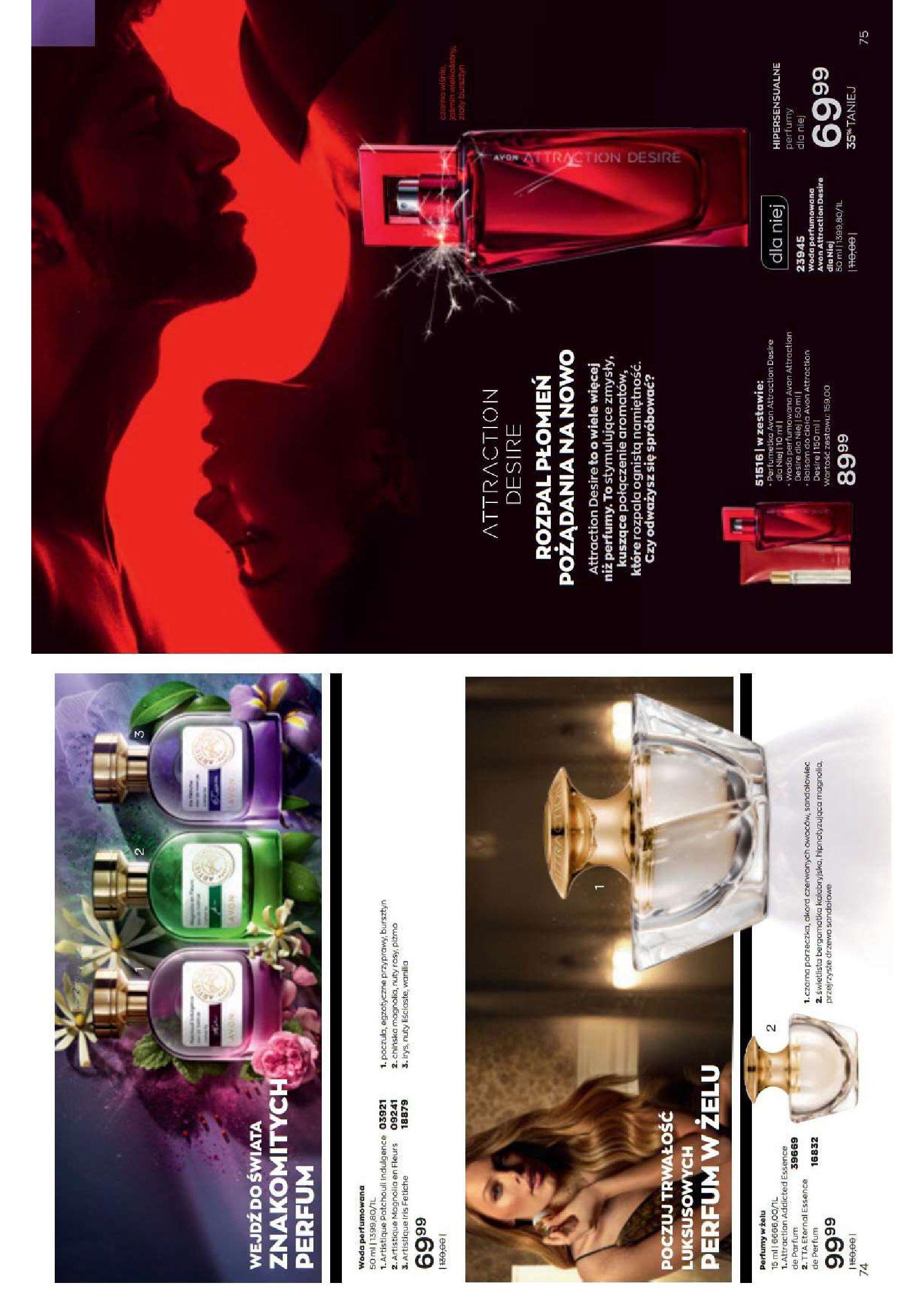 Gazetka Avon: Katalog Maj 2021 2021-05-01 page-38