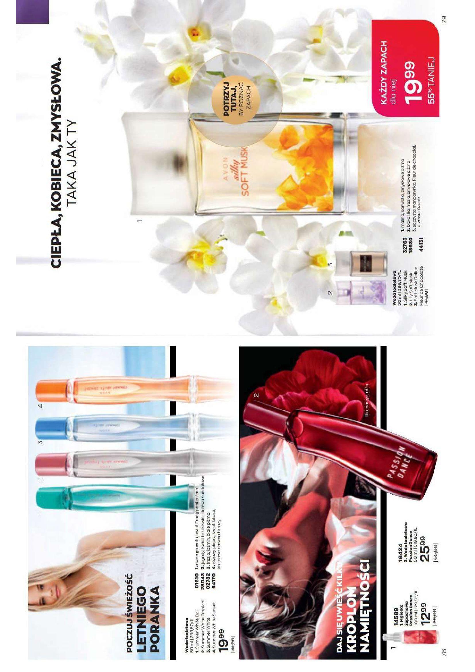 Gazetka Avon: Katalog Maj 2021 2021-05-01 page-40