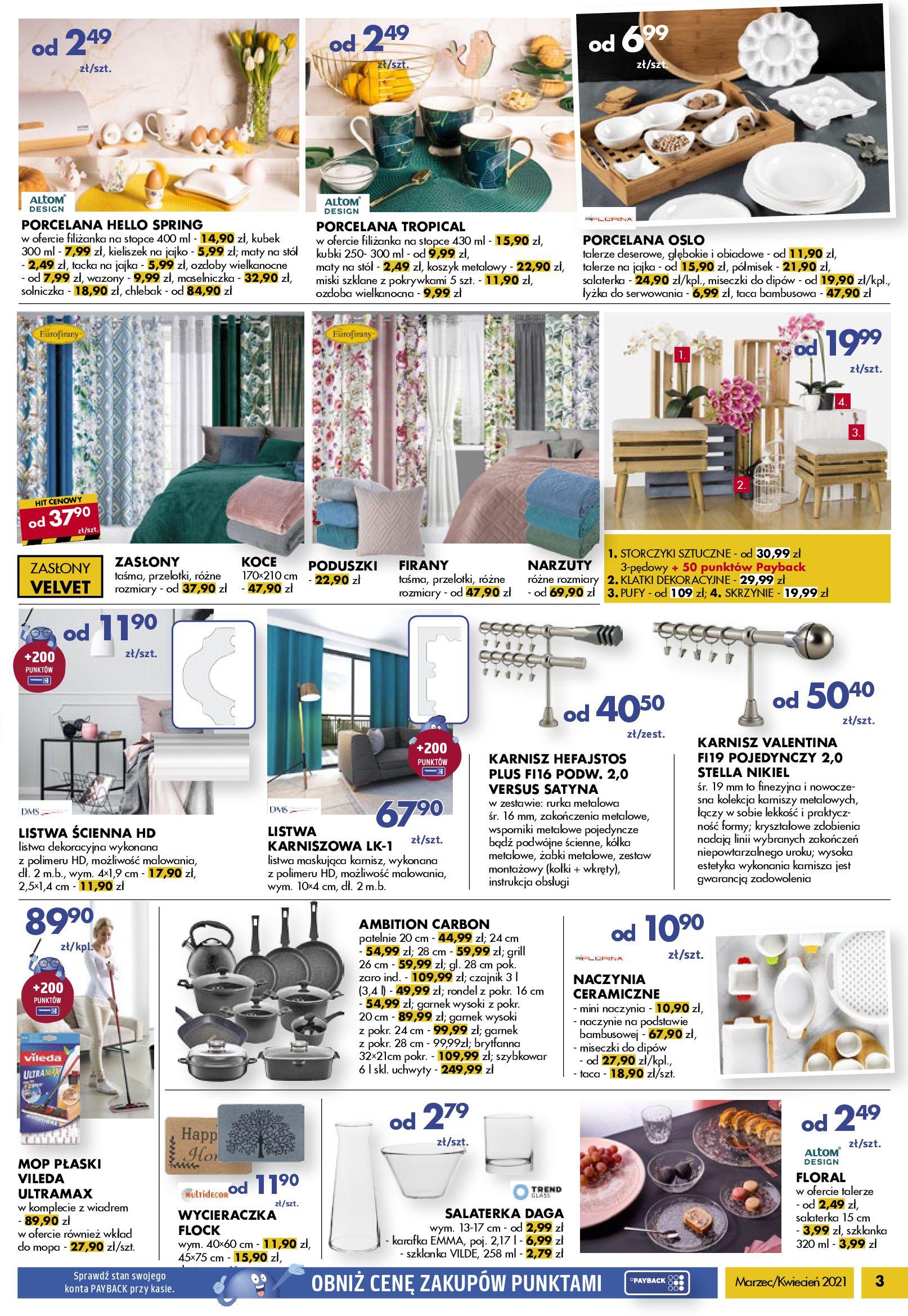 Gazetka PSB Mrówka: Katalog Marzec/Kwiecień 2021-03-26 page-3