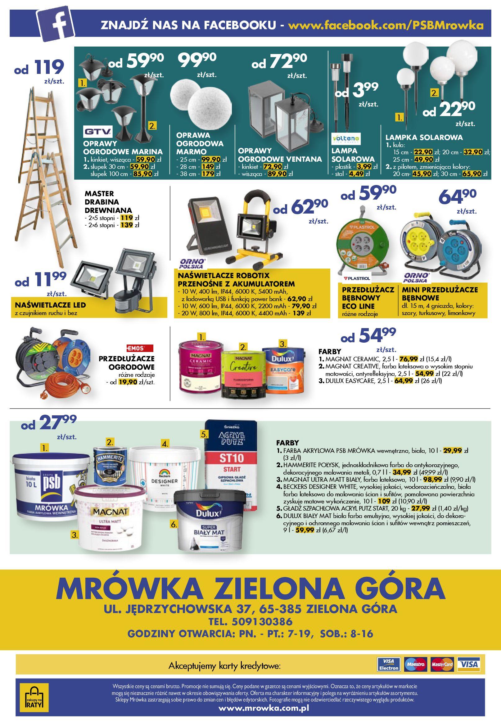 Gazetka PSB Mrówka: Katalog Marzec/Kwiecień 2021-03-26 page-4