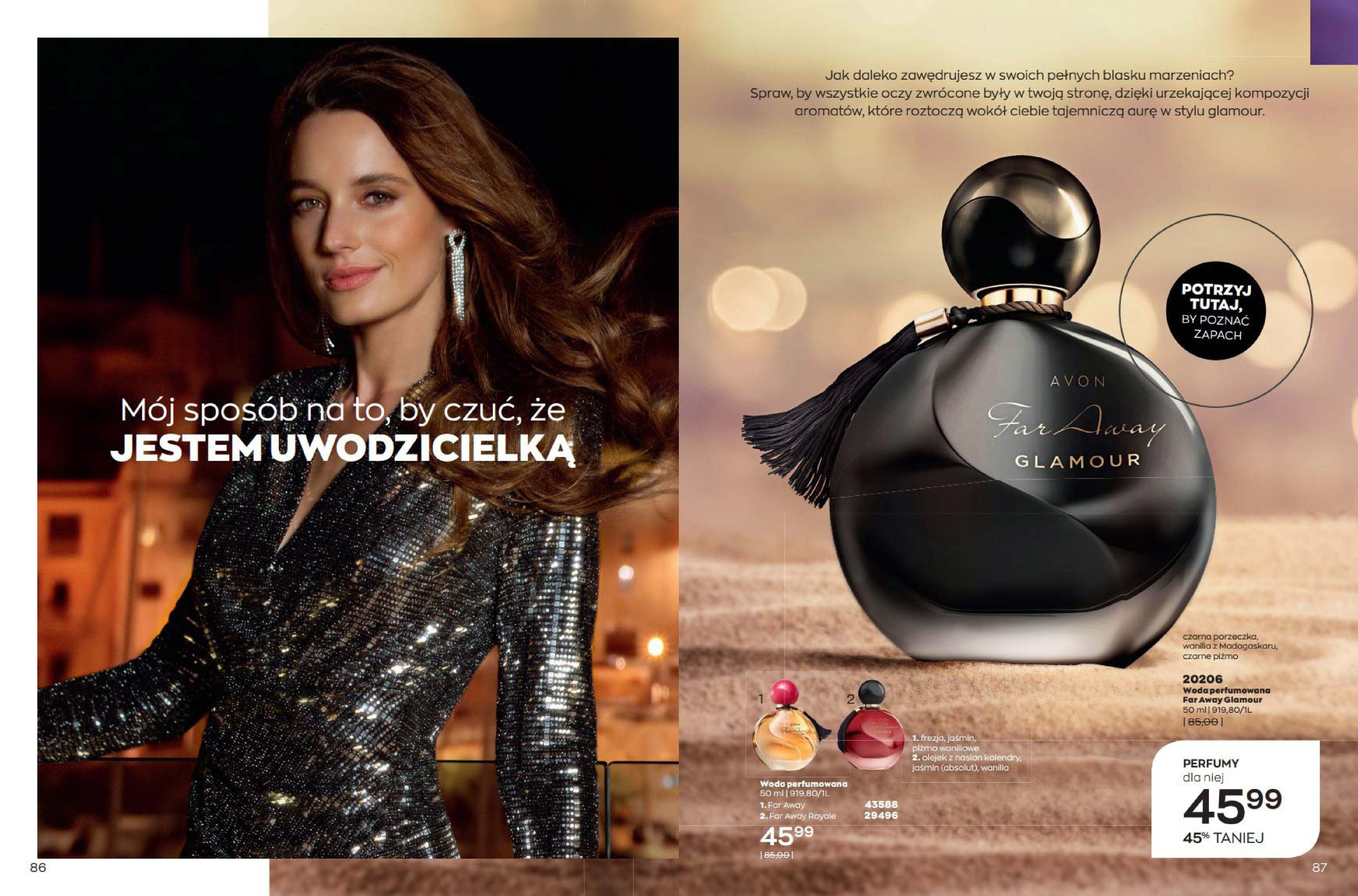 Gazetka Avon: Katalog Avon Wrzesień 2021 2021-09-01 page-44