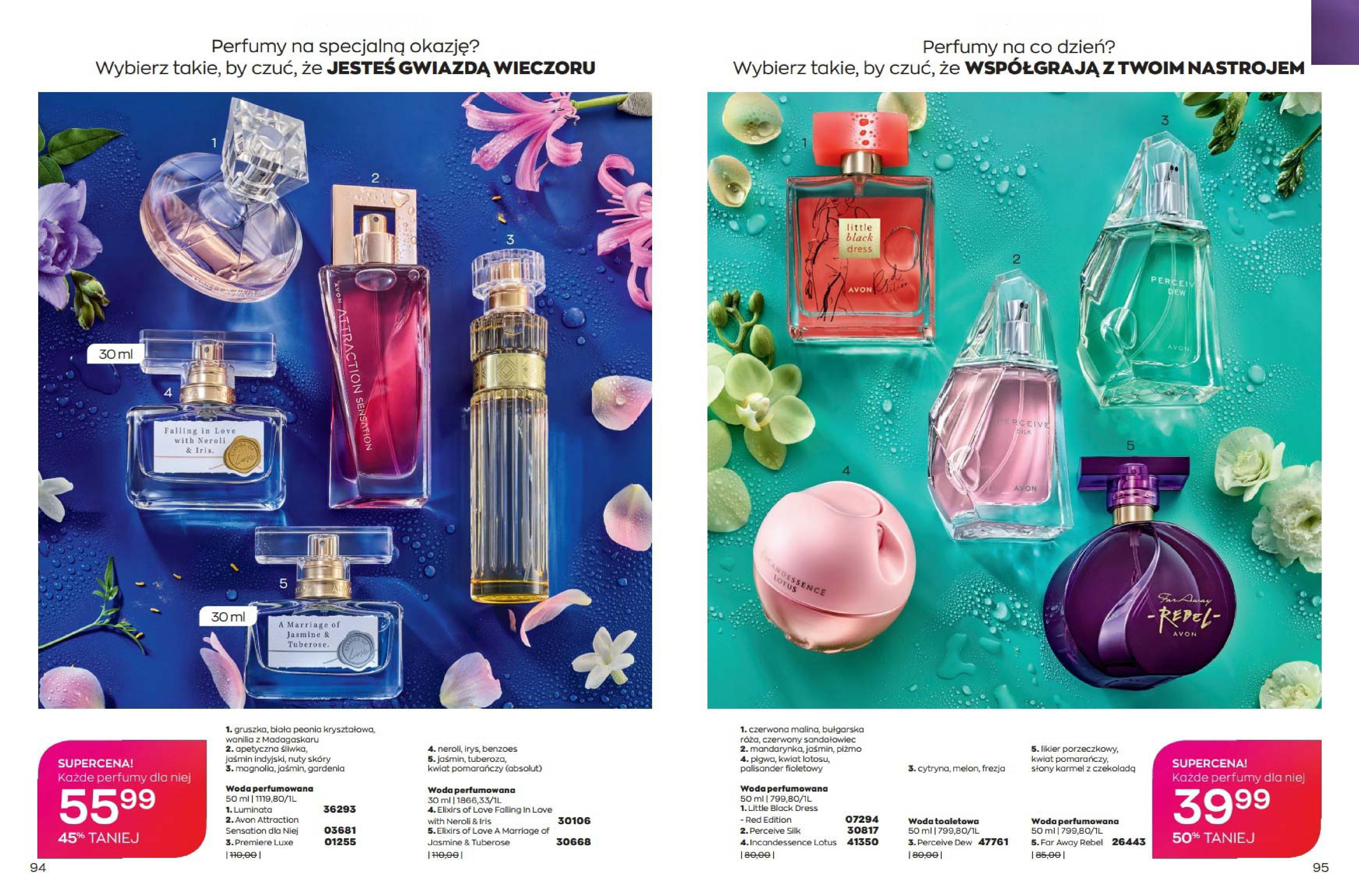 Gazetka Avon: Katalog Avon Wrzesień 2021 2021-09-01 page-48