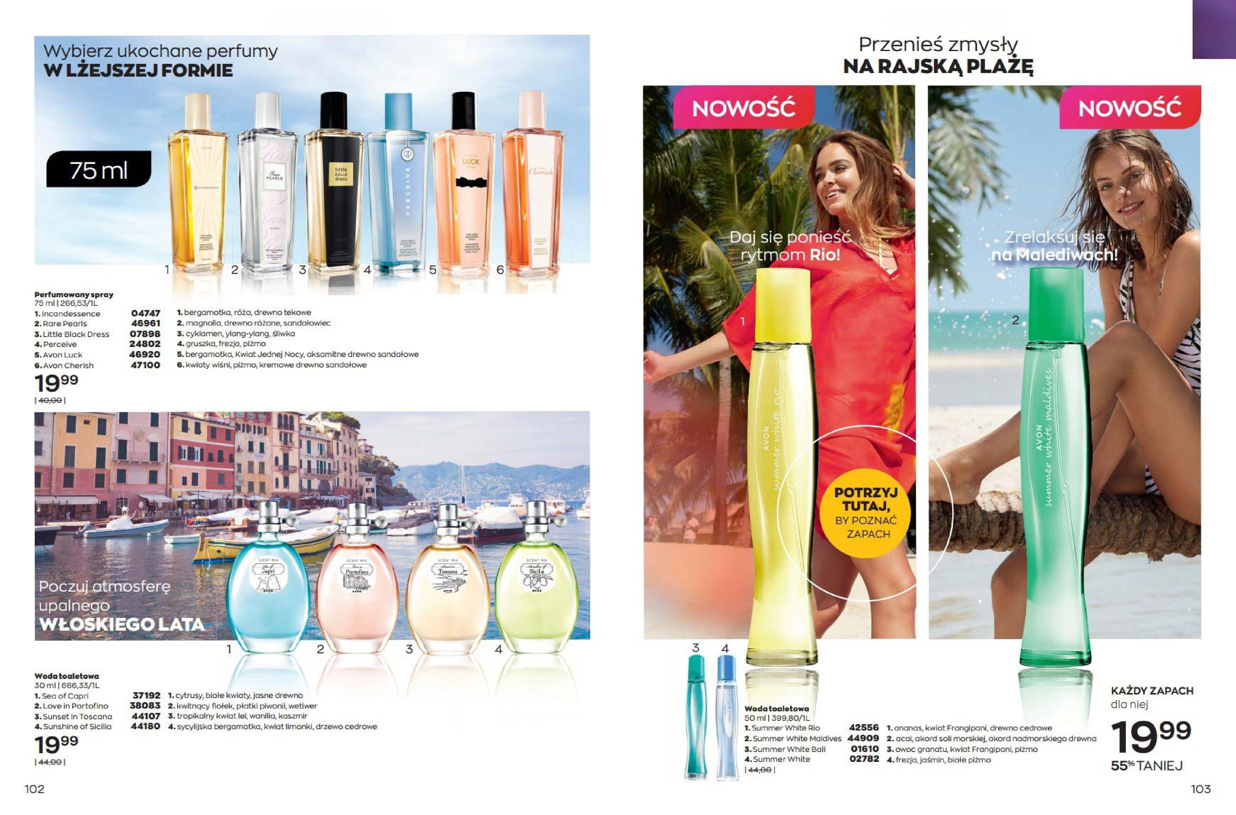 Gazetka Avon: Katalog Avon Wrzesień 2021 2021-09-01 page-52