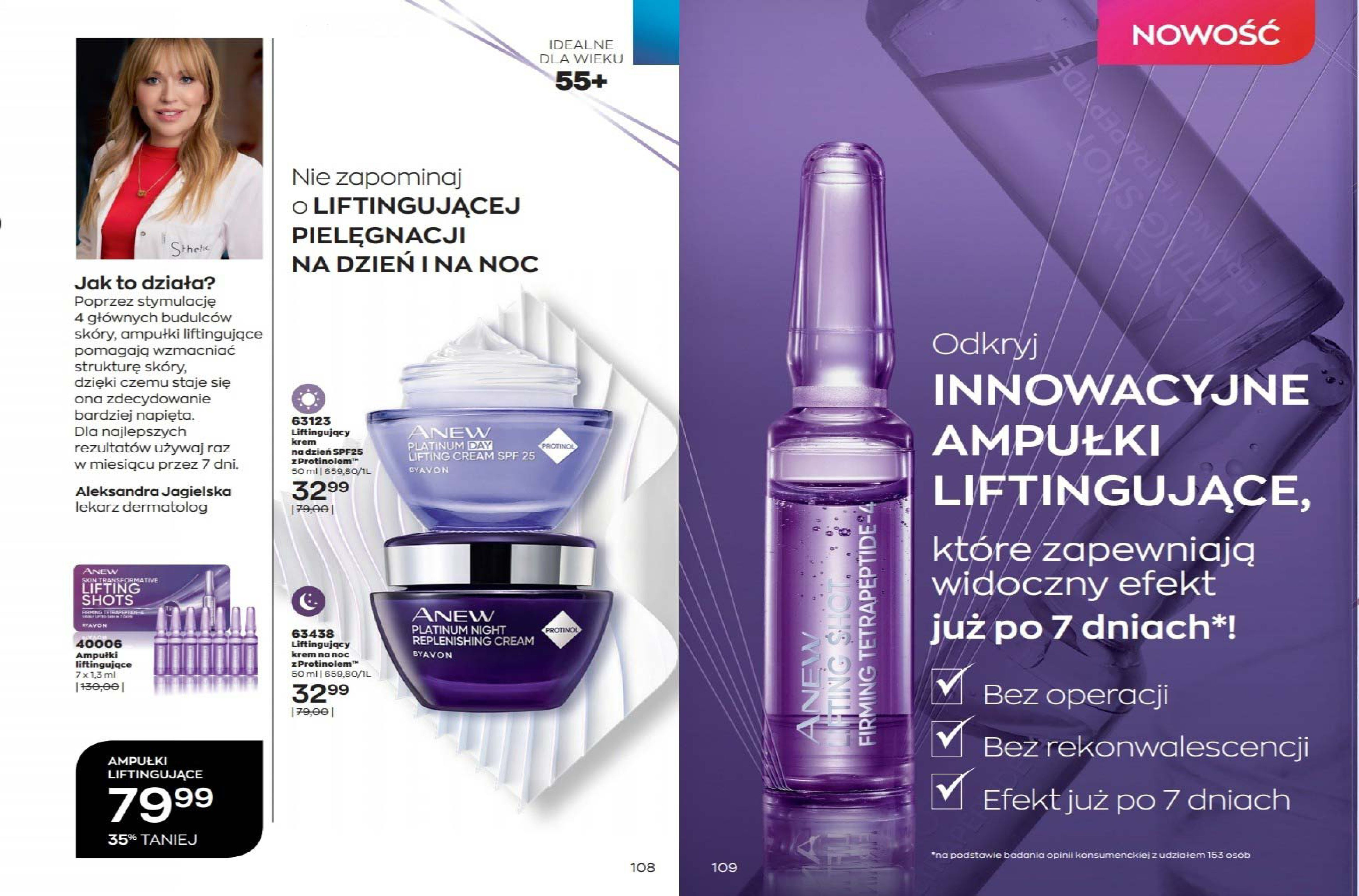 Gazetka Avon: Katalog Avon Wrzesień 2021 2021-09-01 page-55