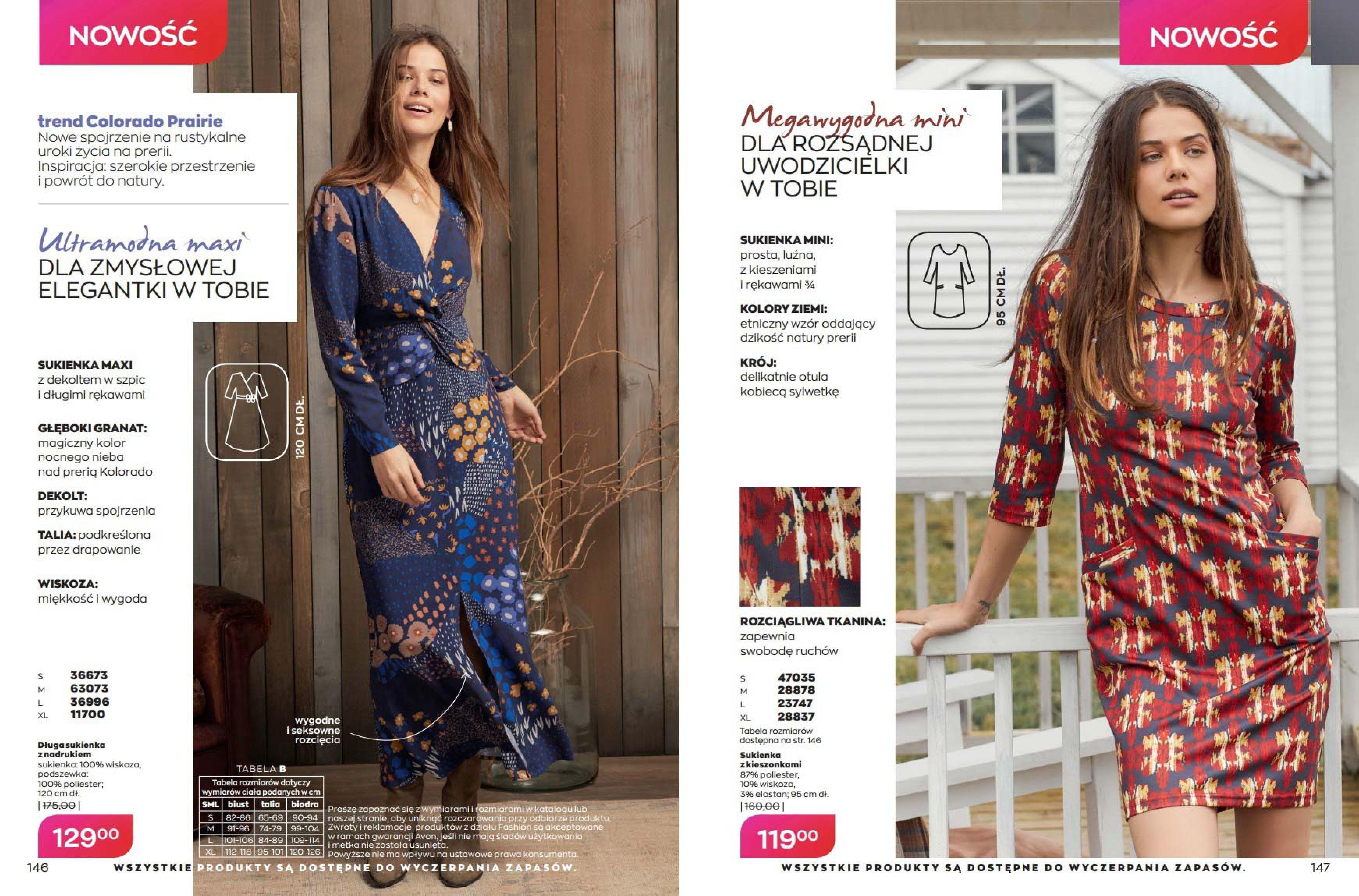 Gazetka Avon: Katalog Avon Wrzesień 2021 2021-09-01 page-74