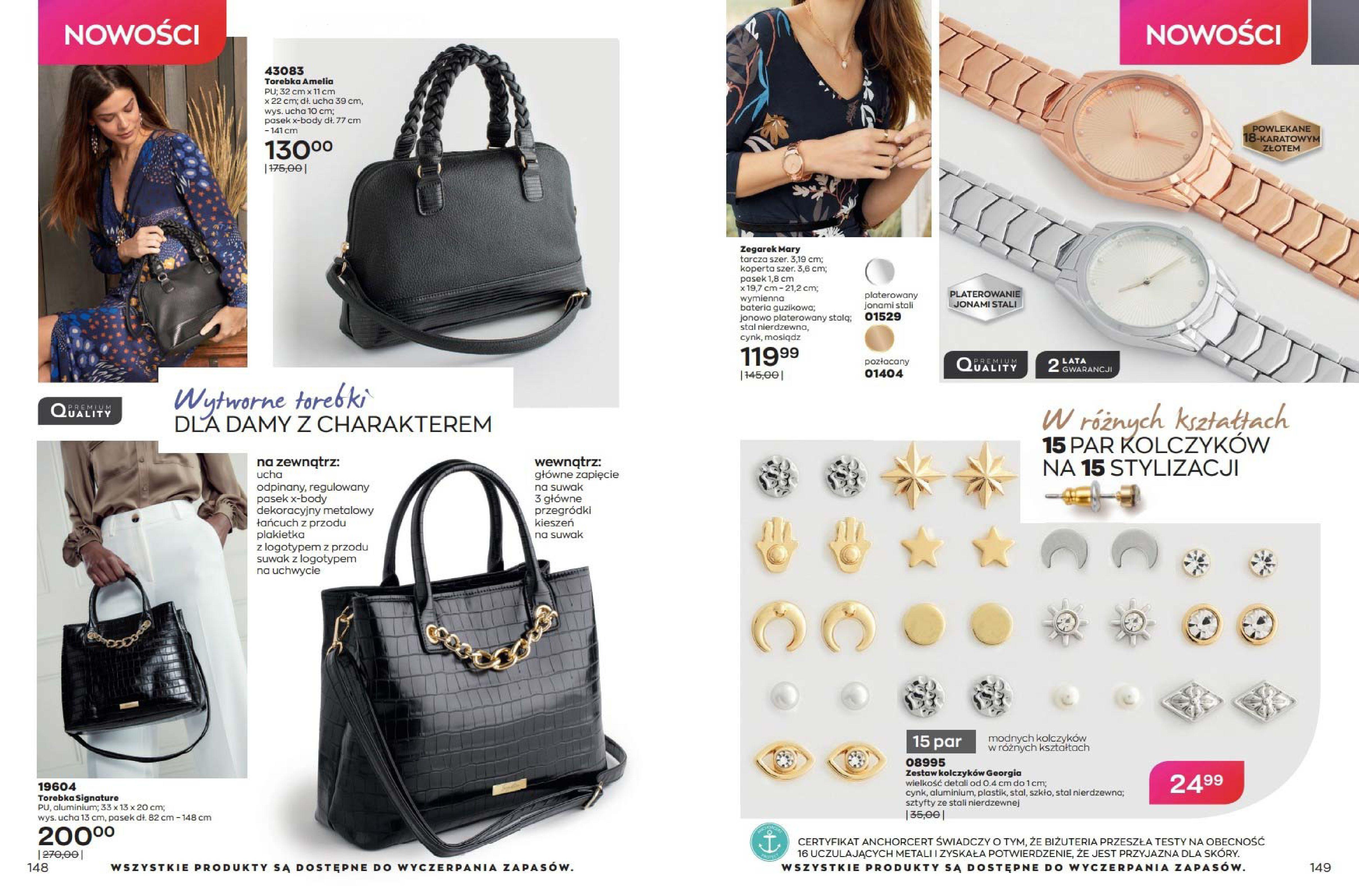 Gazetka Avon: Katalog Avon Wrzesień 2021 2021-09-01 page-75