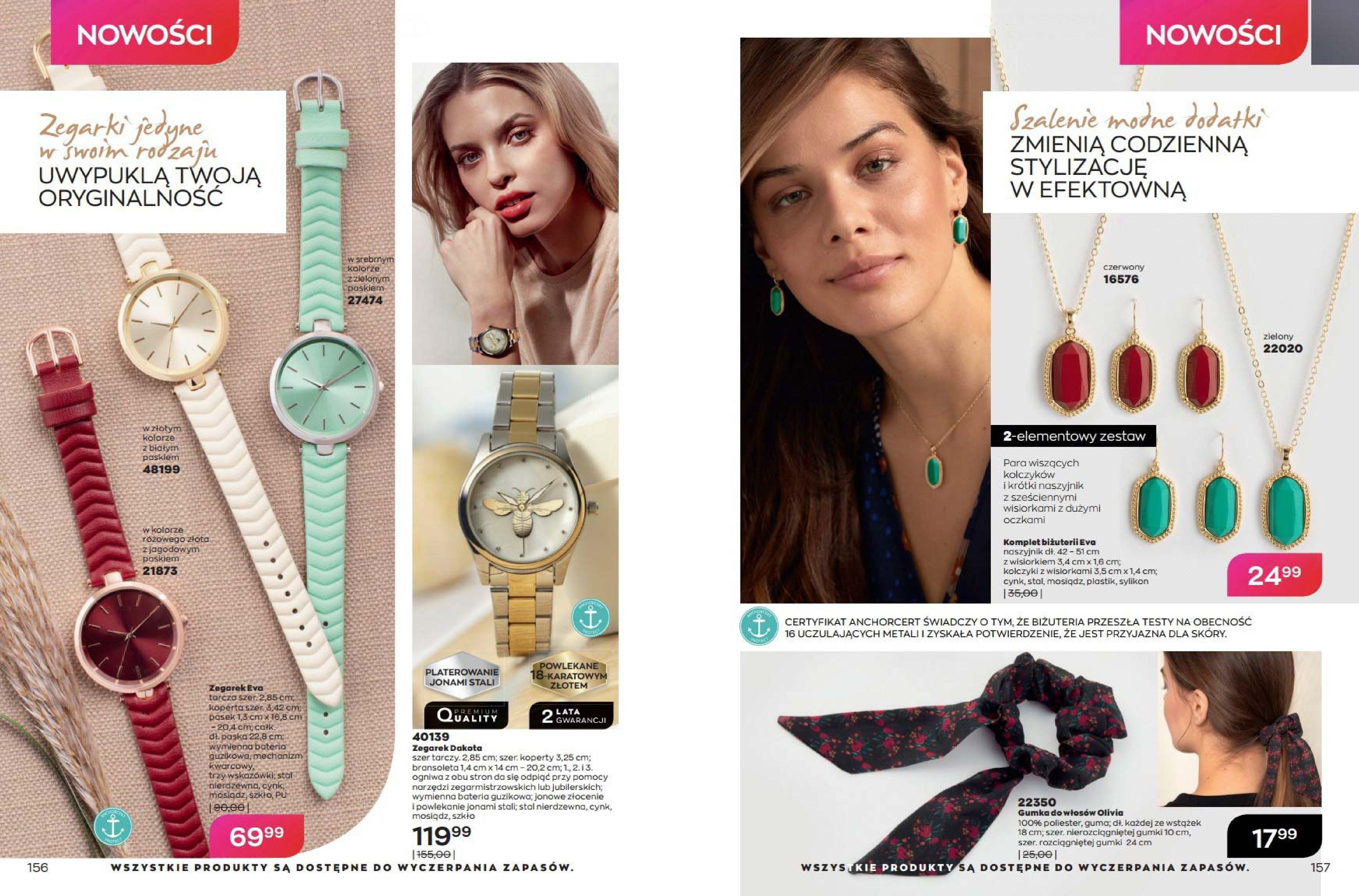 Gazetka Avon: Katalog Avon Wrzesień 2021 2021-09-01 page-79