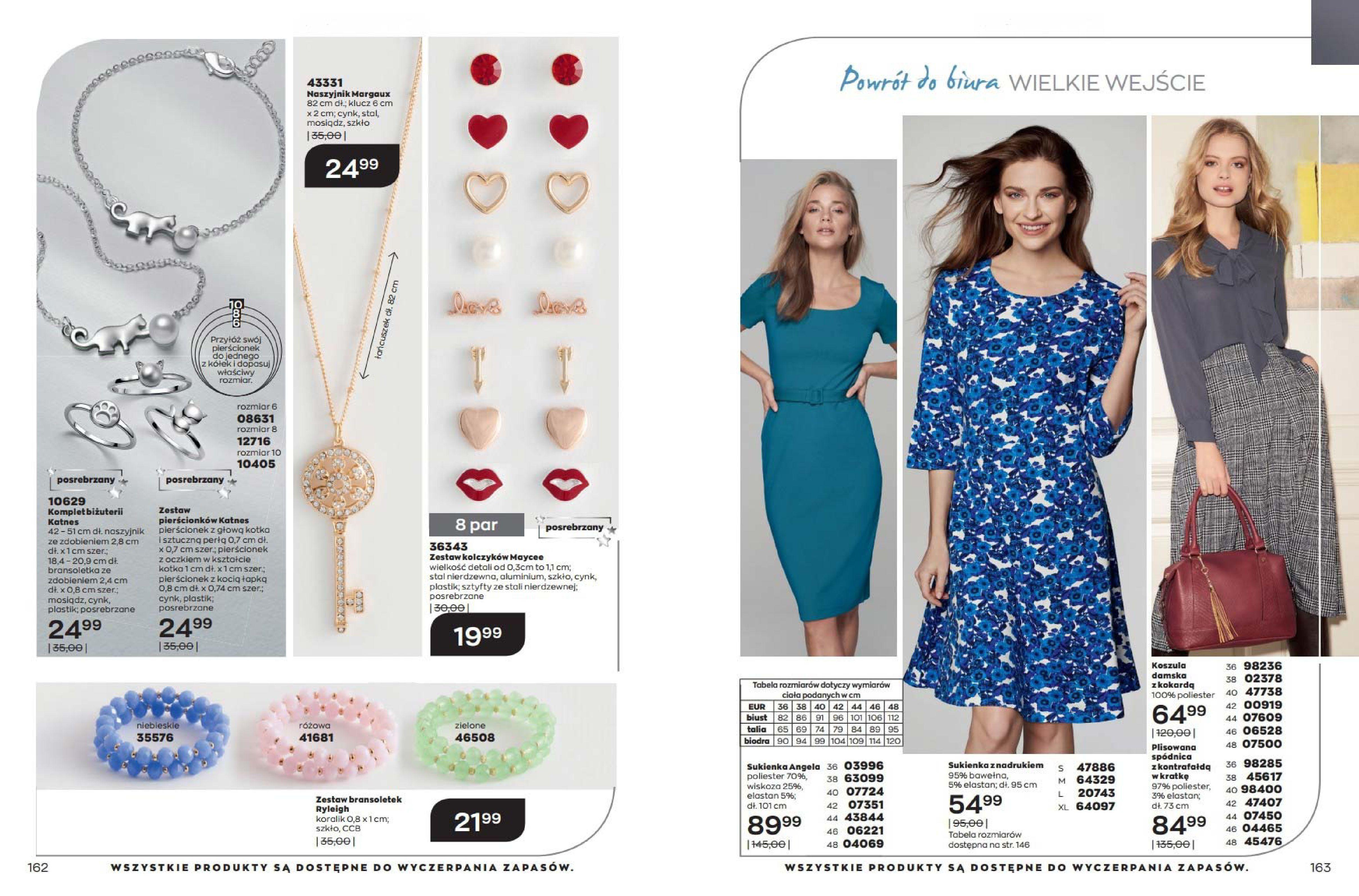 Gazetka Avon: Katalog Avon Wrzesień 2021 2021-09-01 page-82