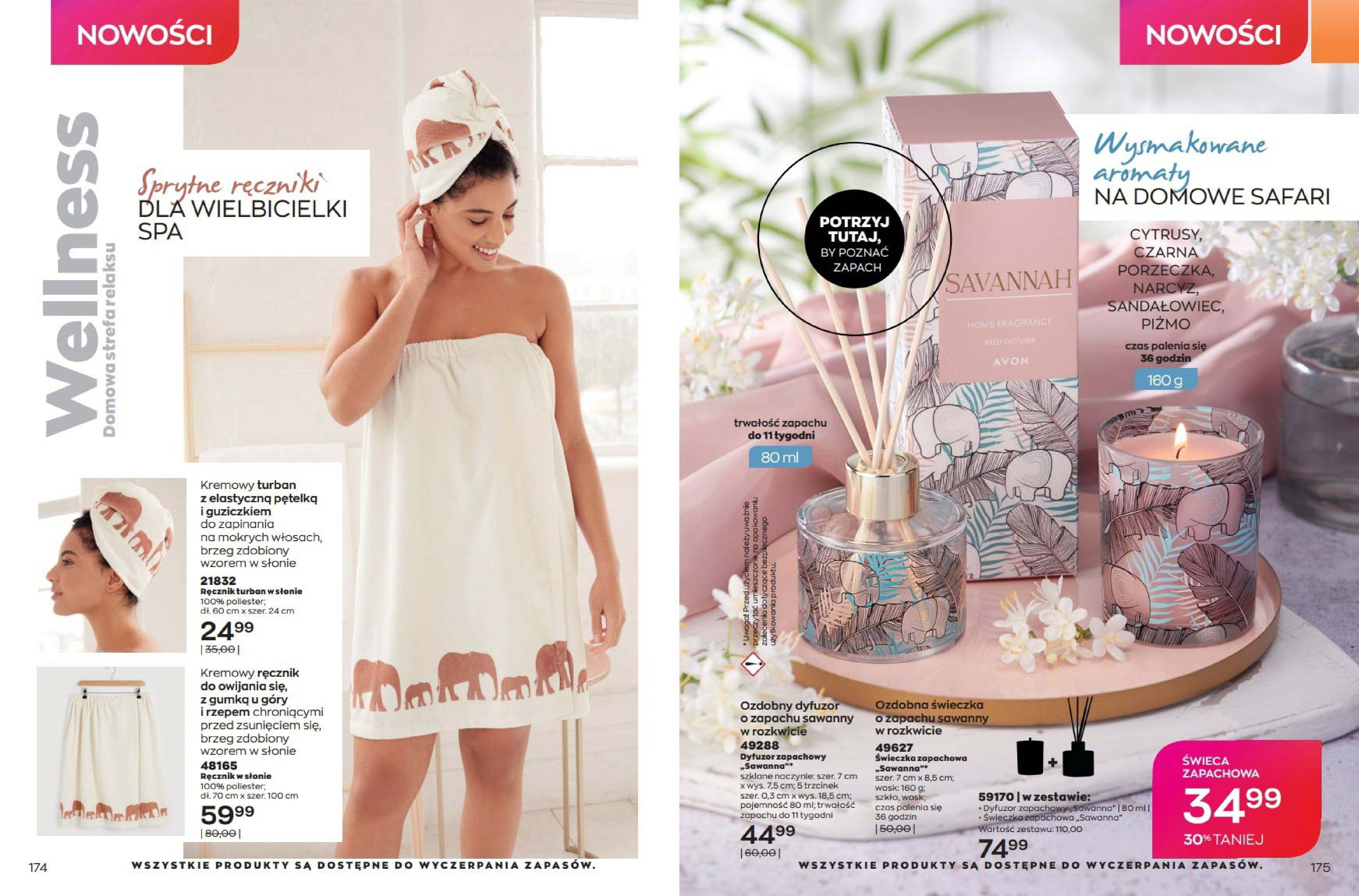 Gazetka Avon: Katalog Avon Wrzesień 2021 2021-09-01 page-88