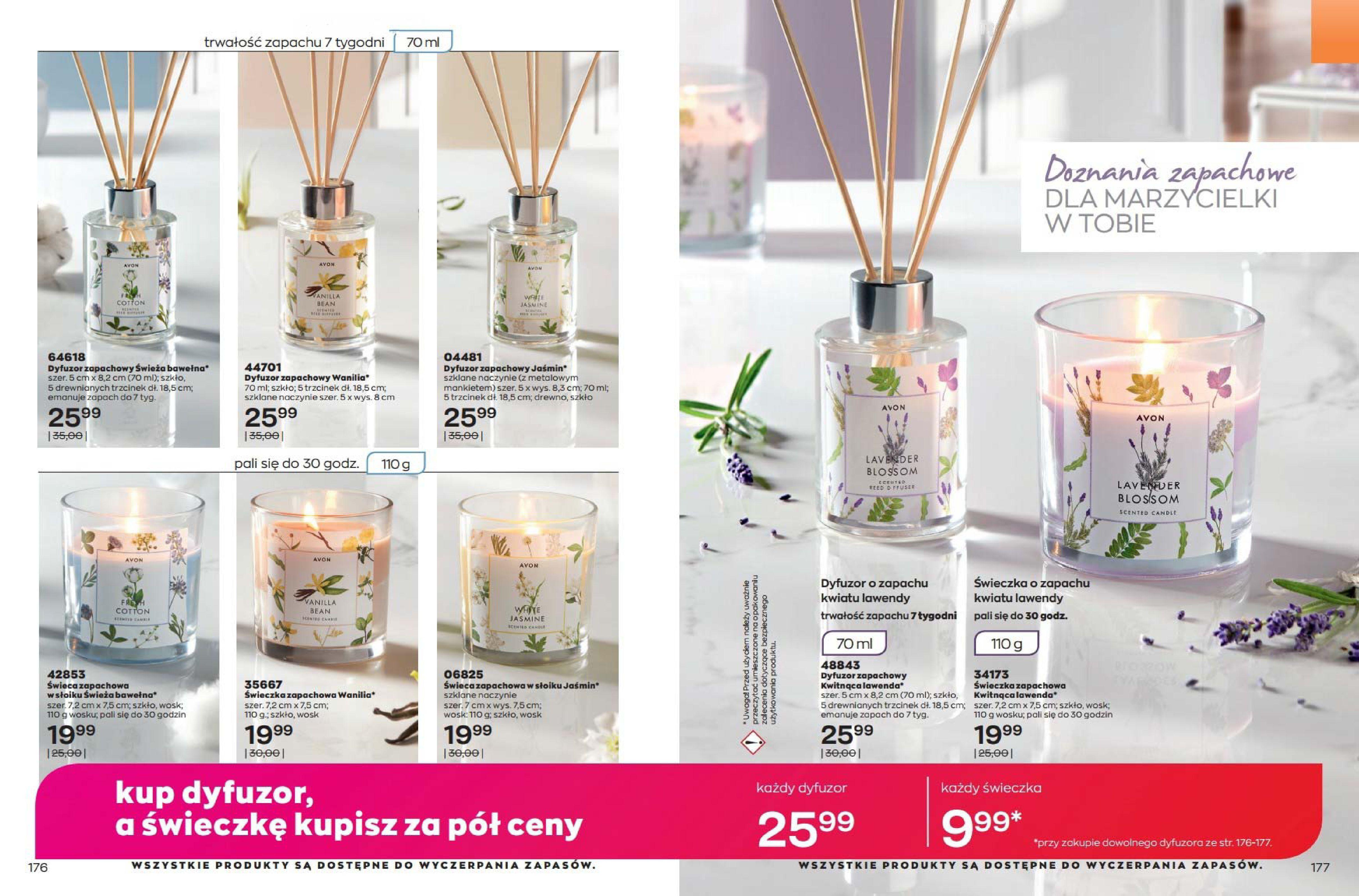 Gazetka Avon: Katalog Avon Wrzesień 2021 2021-09-01 page-89