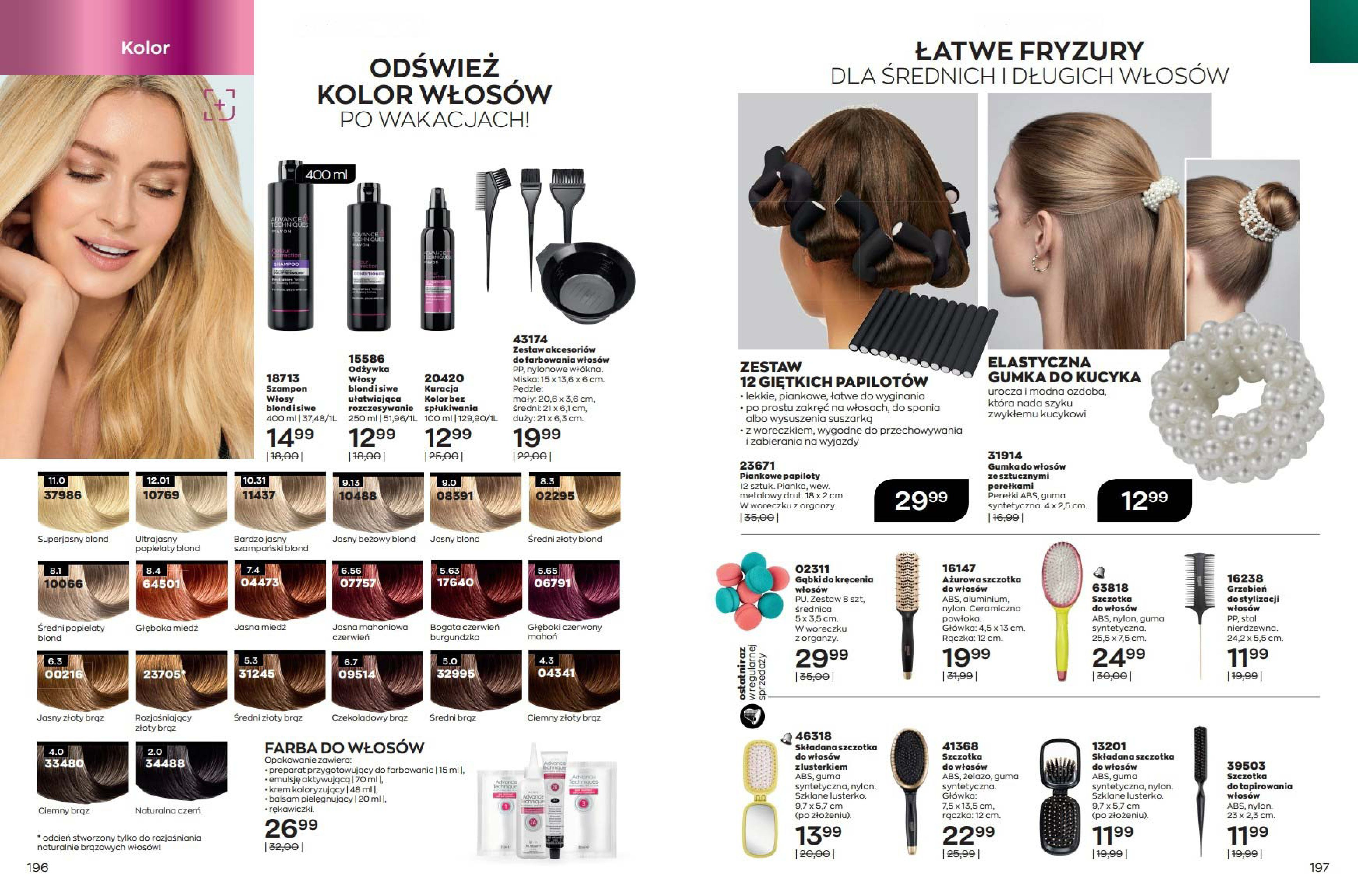 Gazetka Avon: Katalog Avon Wrzesień 2021 2021-09-01 page-99