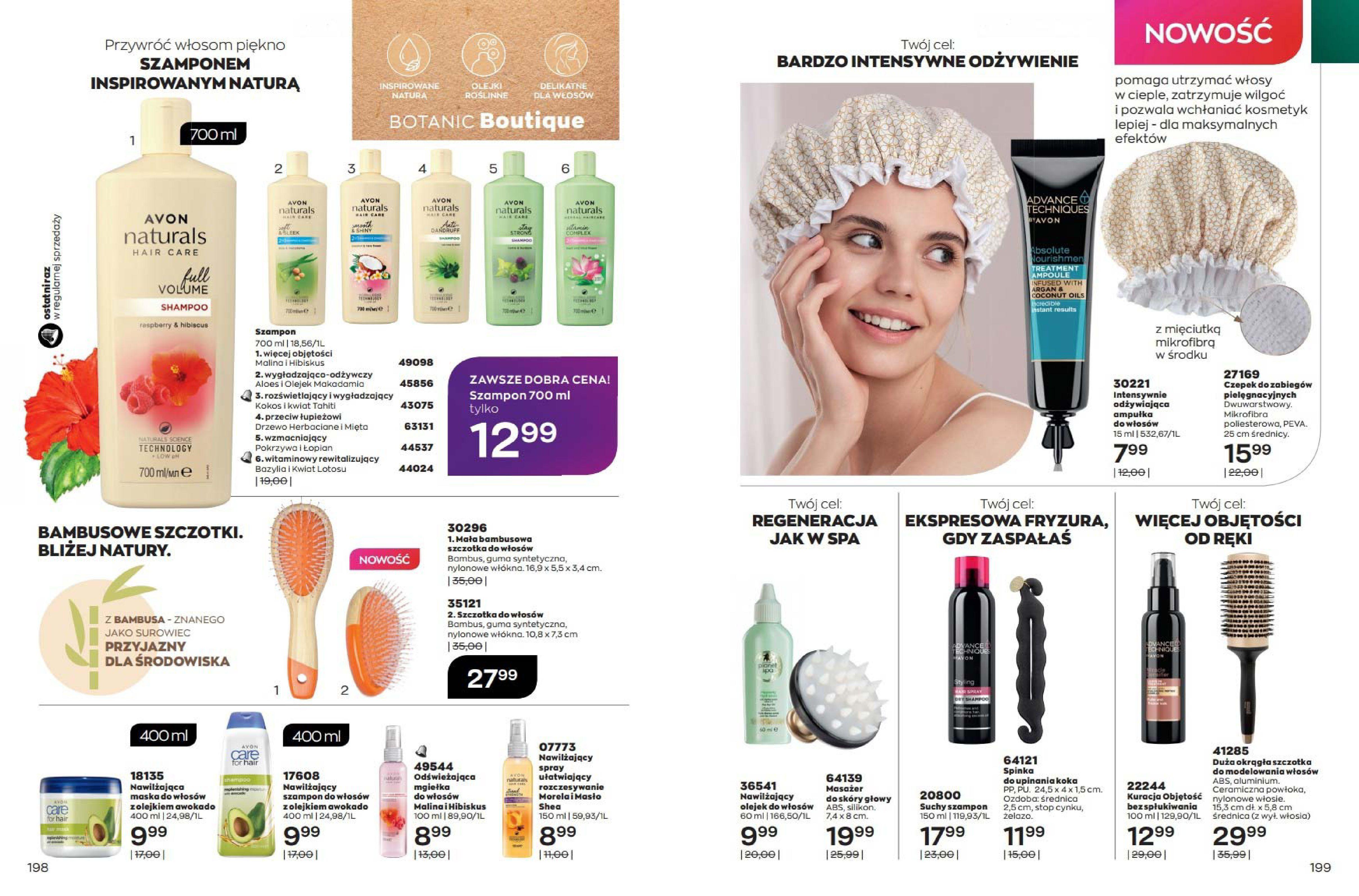 Gazetka Avon: Katalog Avon Wrzesień 2021 2021-09-01 page-100
