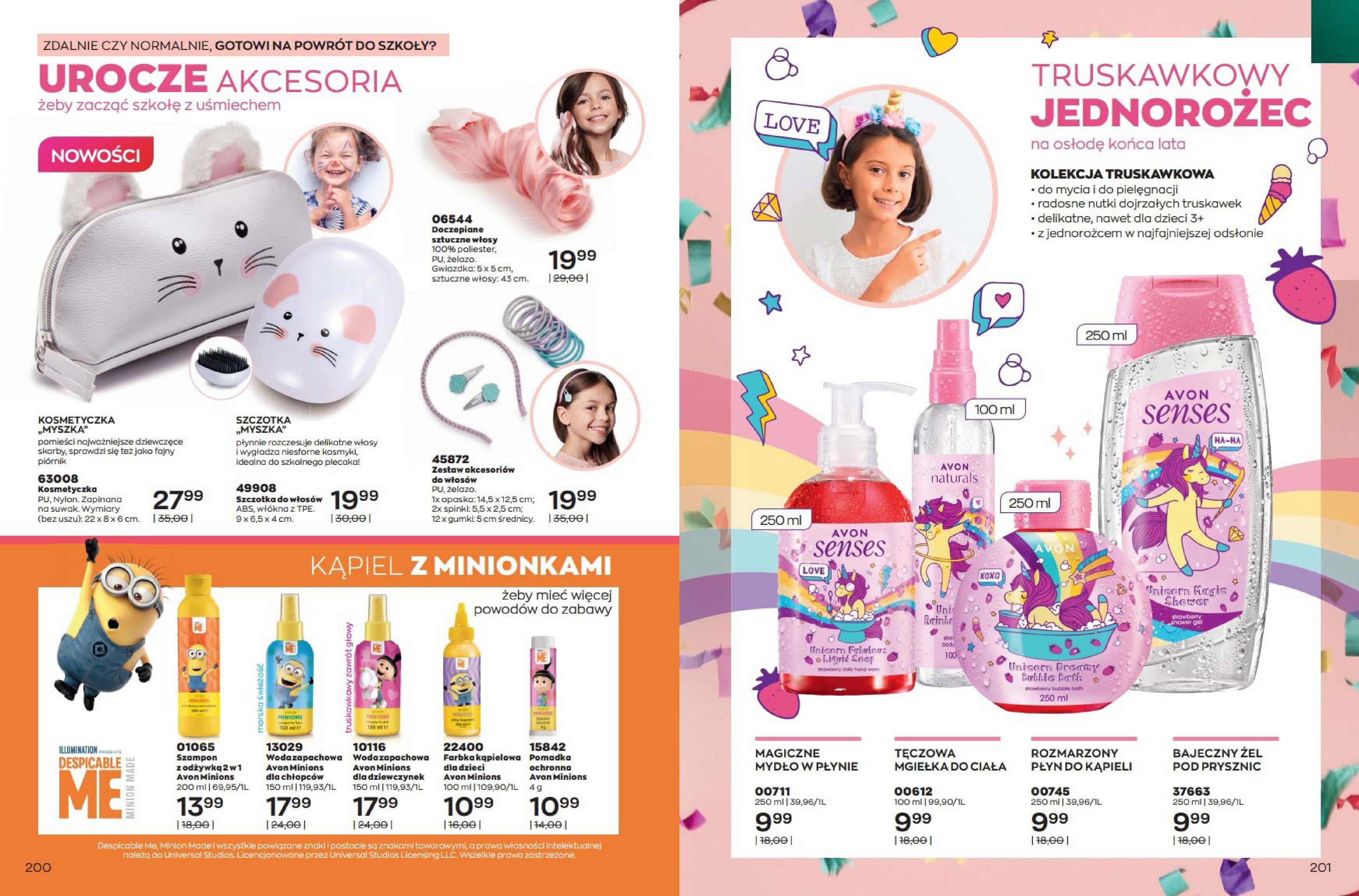 Gazetka Avon: Katalog Avon Wrzesień 2021 2021-09-01 page-101