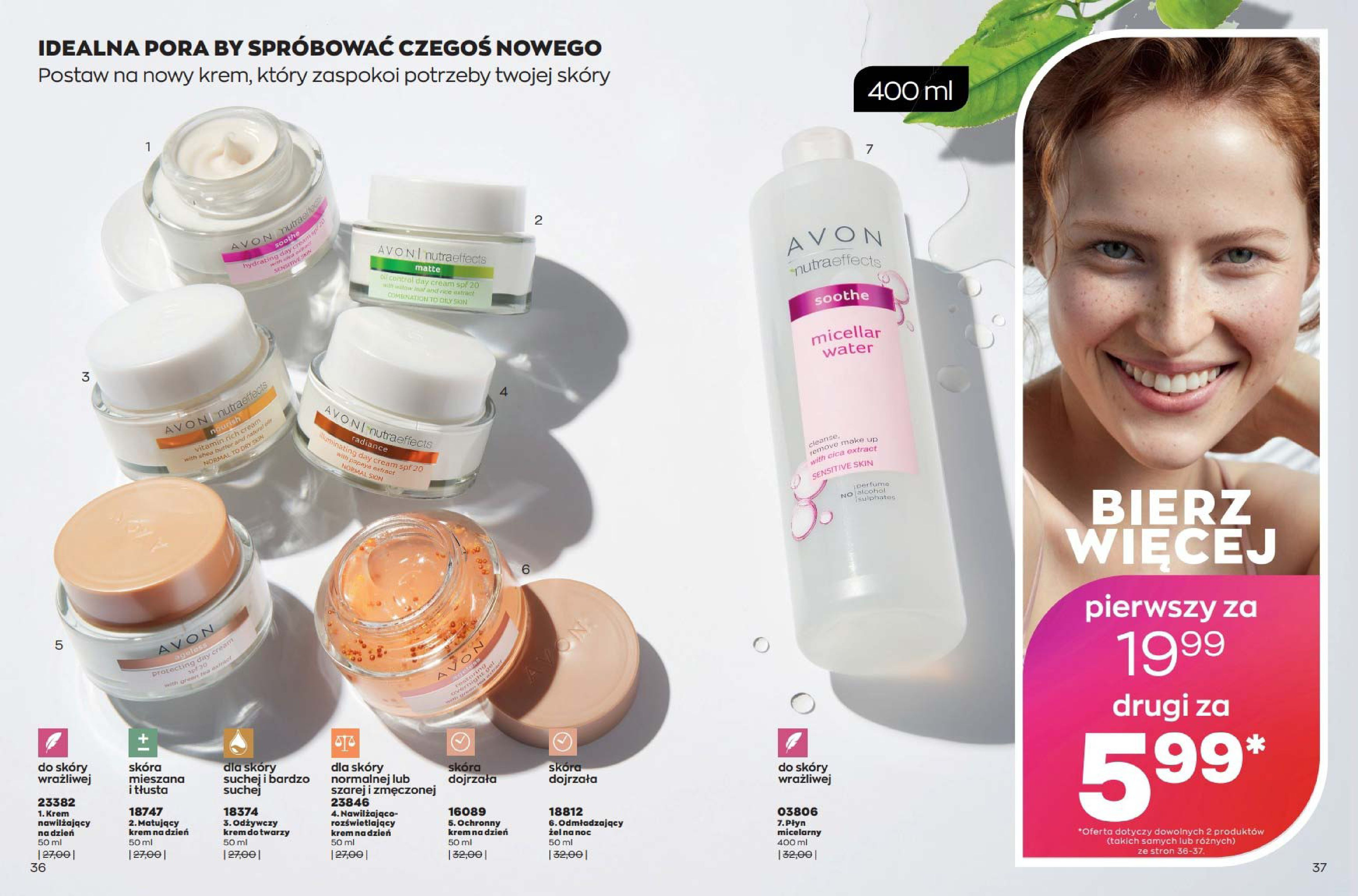 Gazetka Avon: Katalog Avon Wrzesień 2021 2021-09-01 page-19