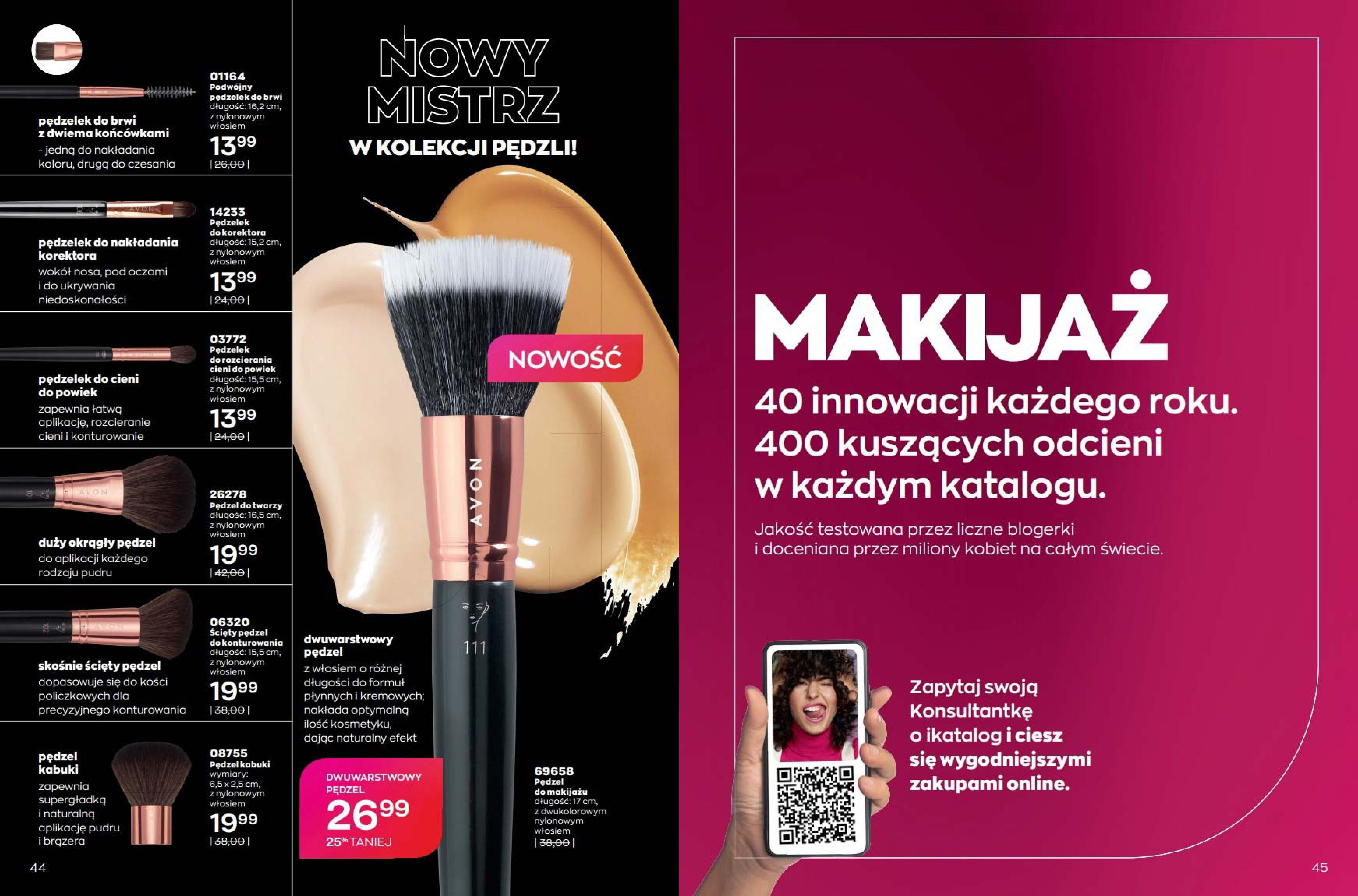 Gazetka Avon: Katalog Avon Wrzesień 2021 2021-09-01 page-23