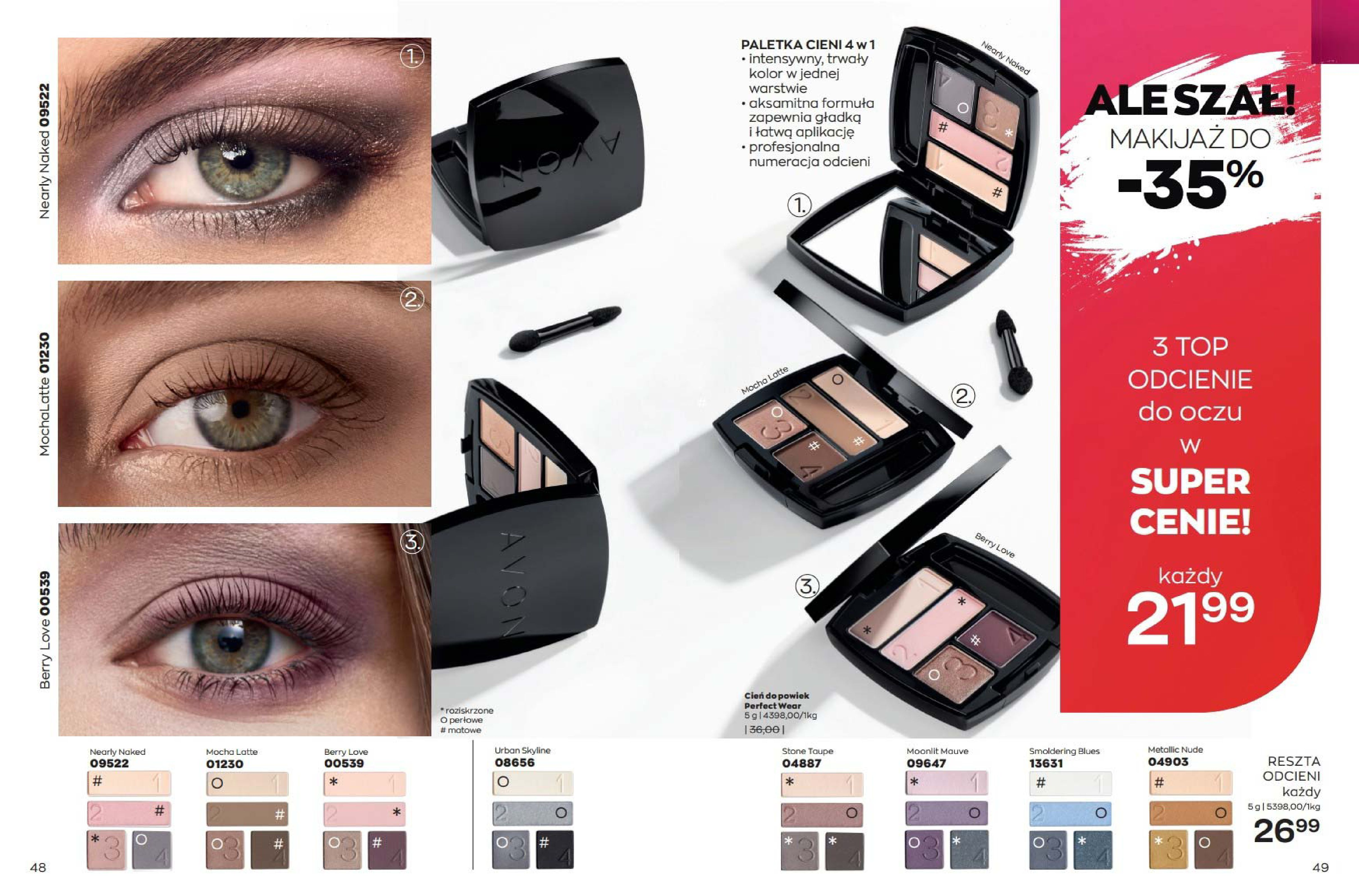 Gazetka Avon: Katalog Avon Wrzesień 2021 2021-09-01 page-25