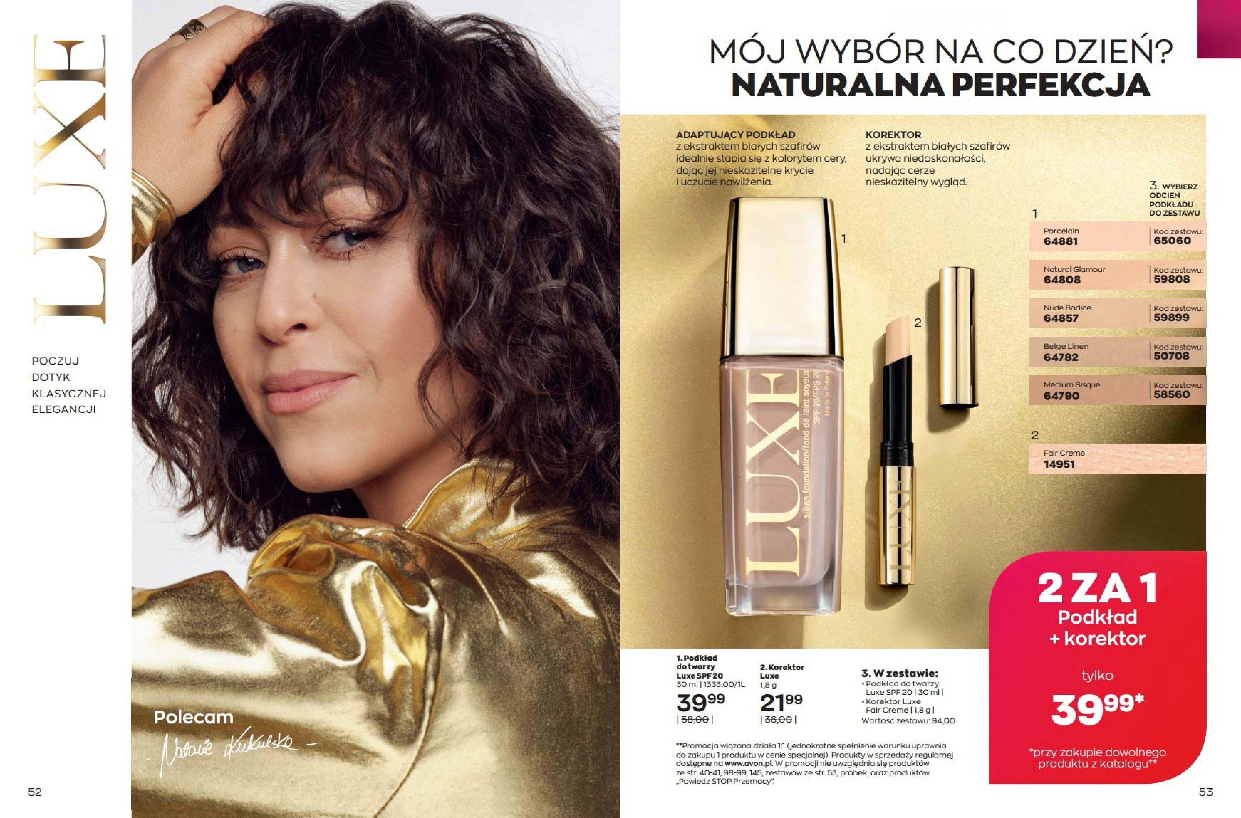 Gazetka Avon: Katalog Avon Wrzesień 2021 2021-09-01 page-27