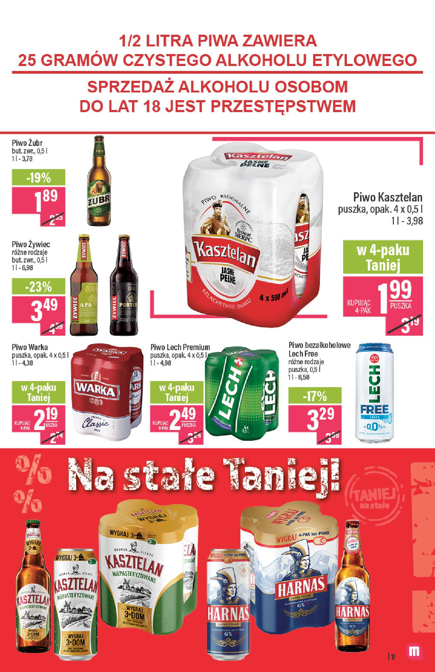Gazetka Mila - Naturalnie świętujemy-16.04.2019-23.04.2019-page-