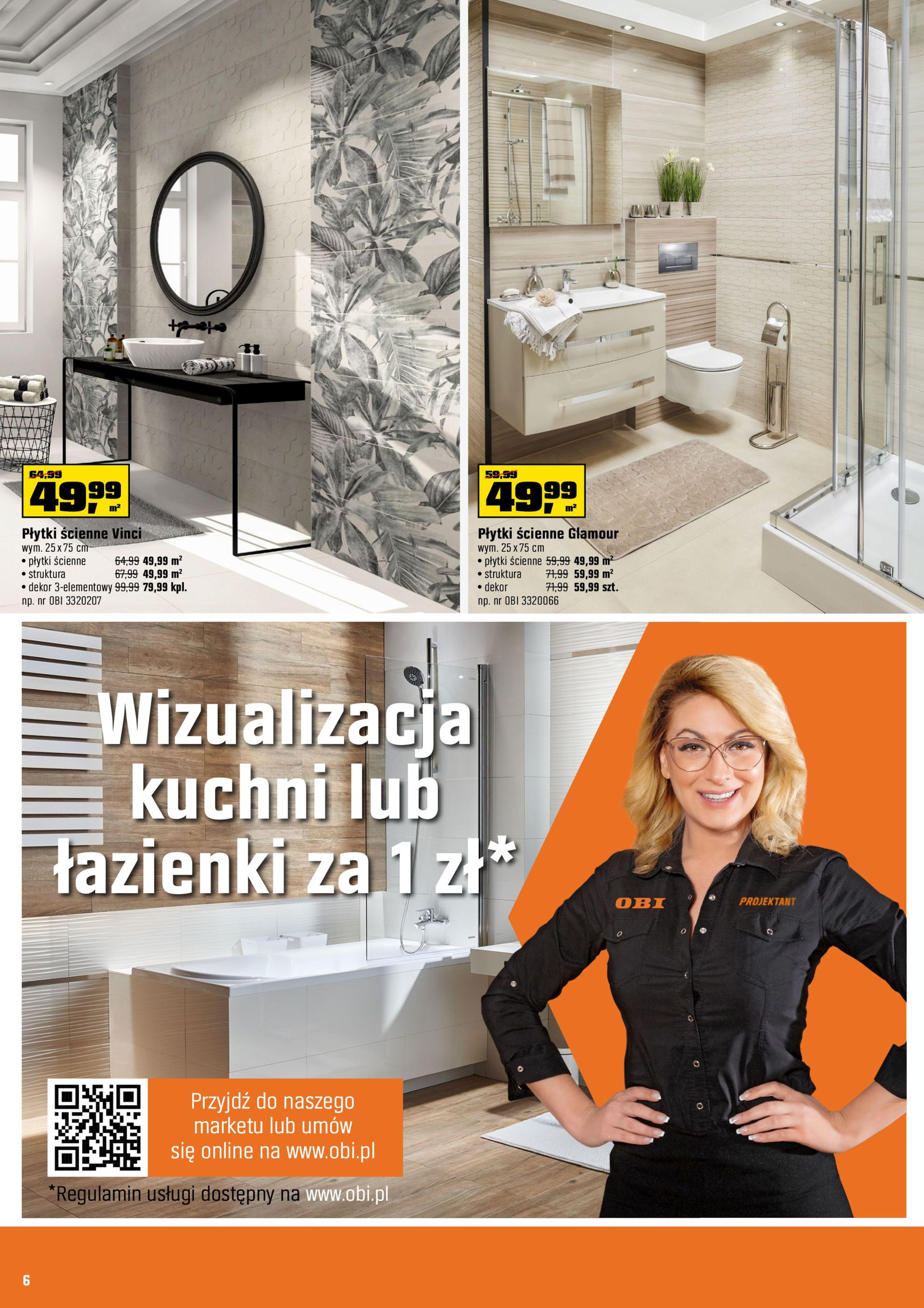 Gazetka OBI - Stylowo i komfortowo-04.02.2020-18.02.2020-page-6