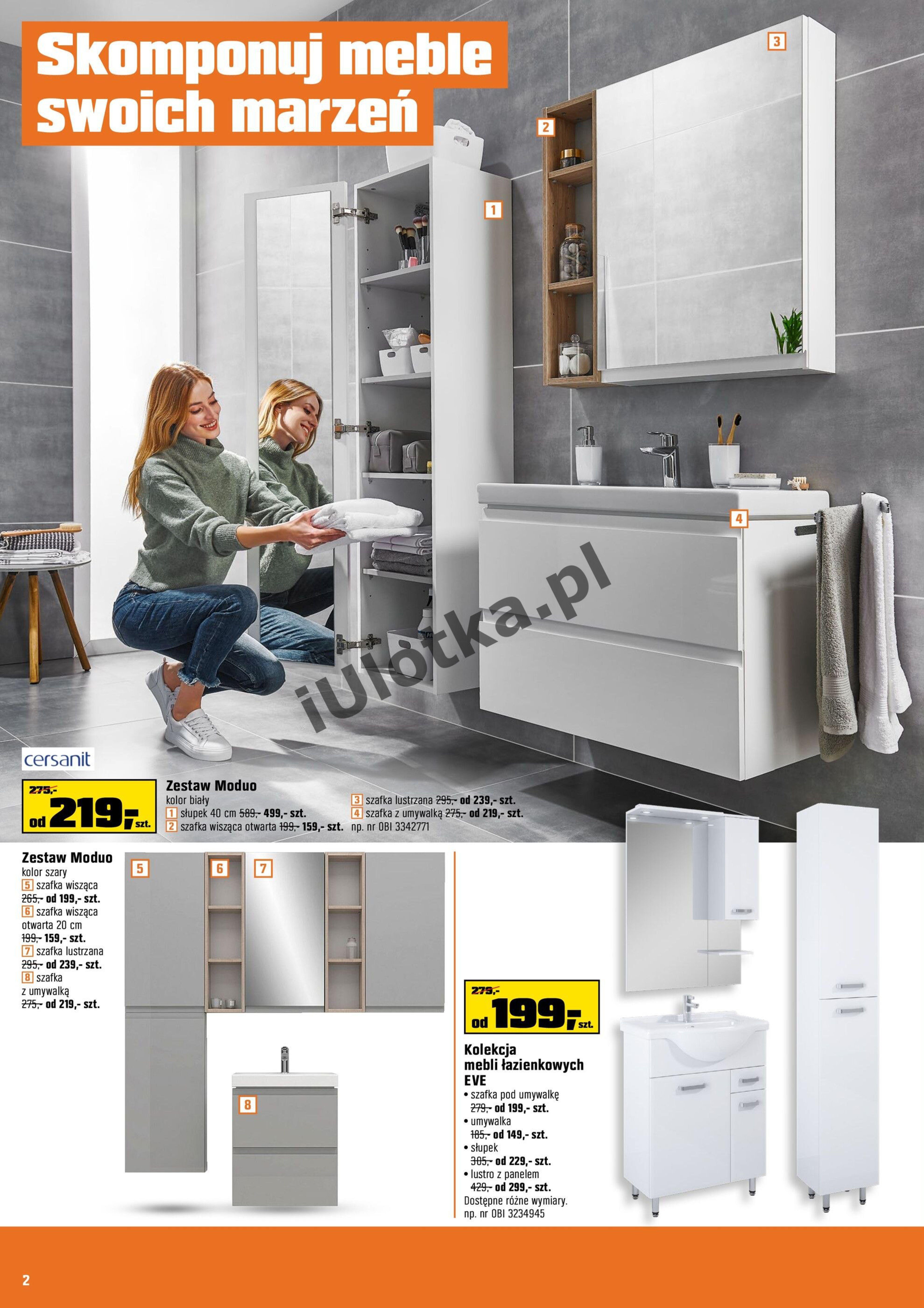 Gazetka OBI - Stylowo i komfortowo-04.02.2020-18.02.2020-page-2