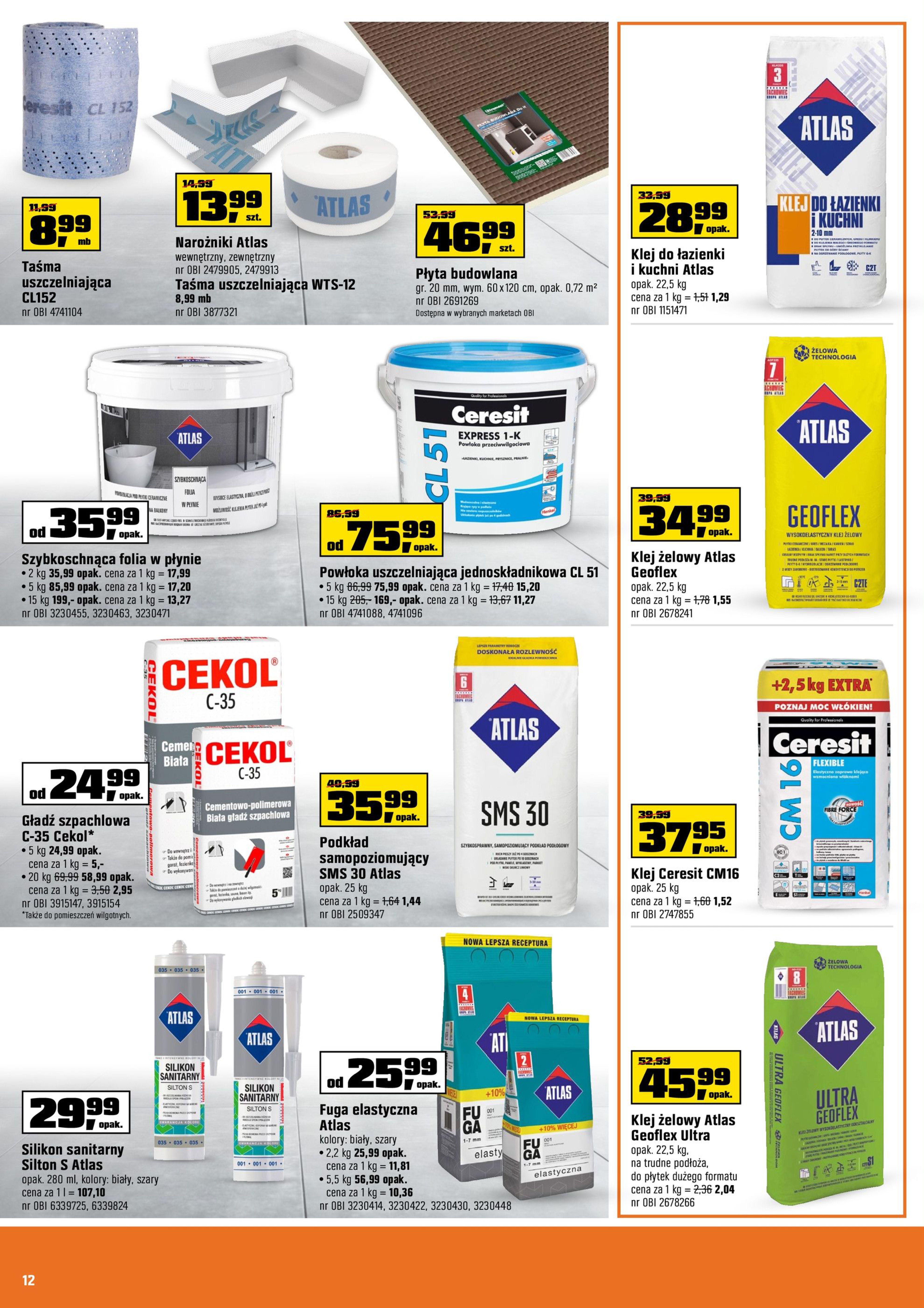 Gazetka OBI - Stylowo i komfortowo-04.02.2020-18.02.2020-page-12