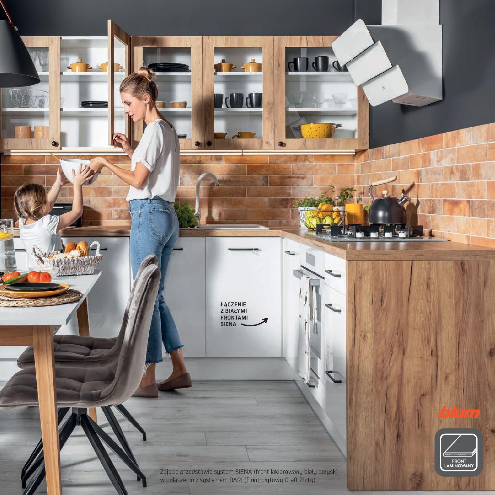 Gazetka Komfort: Gazetka Komfort - Katalog Kuchnie 2021 2021-06-16 page-49