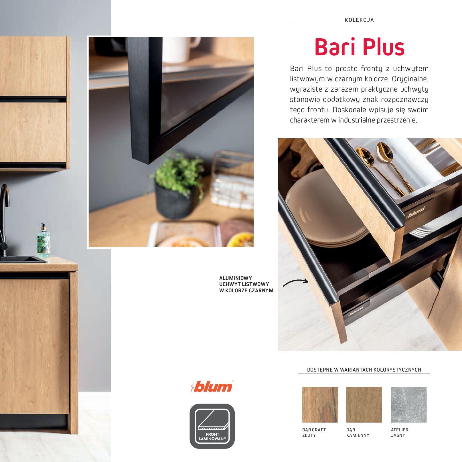 Gazetka Komfort: Gazetka Komfort - Katalog Kuchnie 2021 2021-06-16 page-51