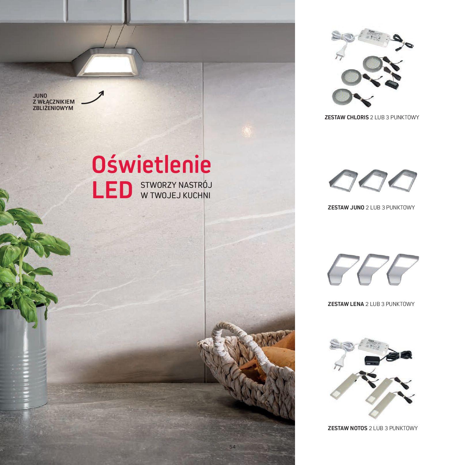 Gazetka Komfort: Gazetka Komfort - Katalog Kuchnie 2021 2021-06-16 page-56