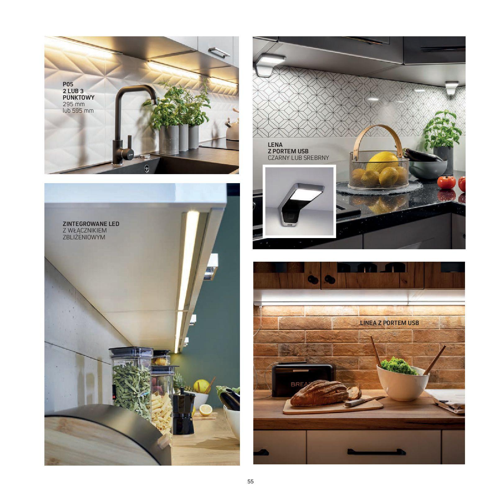 Gazetka Komfort: Gazetka Komfort - Katalog Kuchnie 2021 2021-06-16 page-57