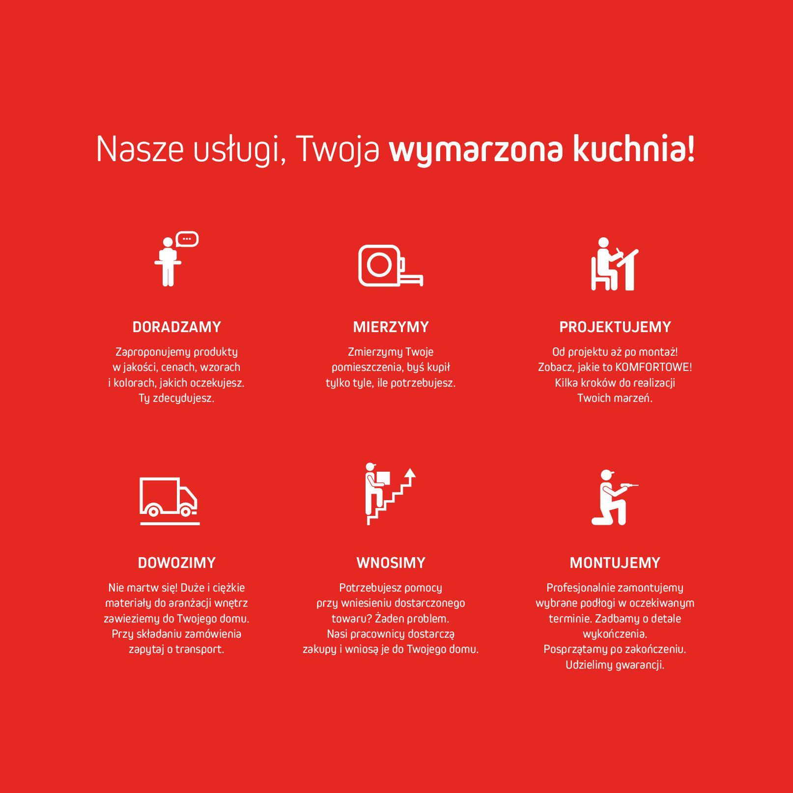 Gazetka Komfort: Gazetka Komfort - Katalog Kuchnie 2021 2021-06-16 page-75