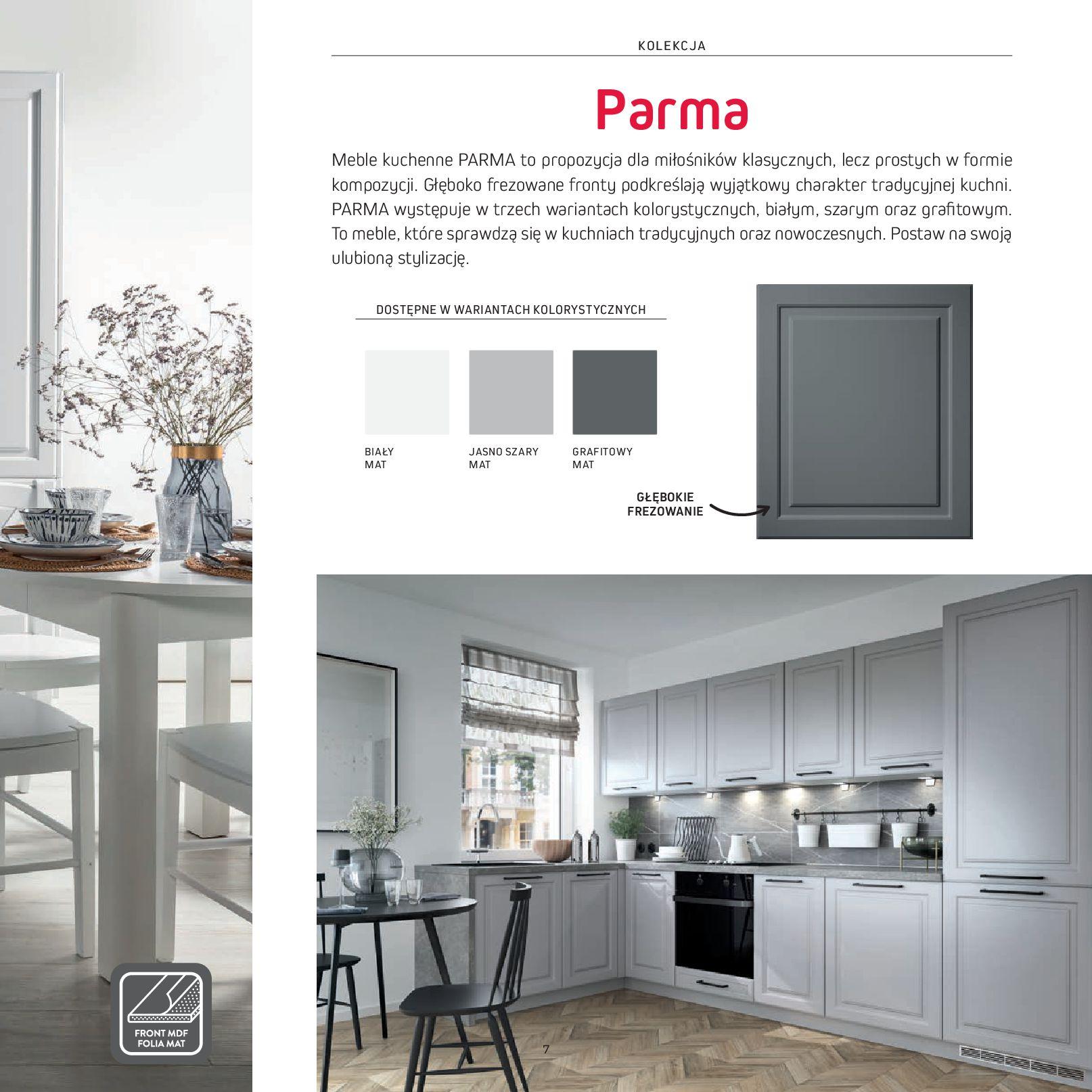 Gazetka Komfort: Gazetka Komfort - Katalog Kuchnie 2021 2021-06-16 page-9