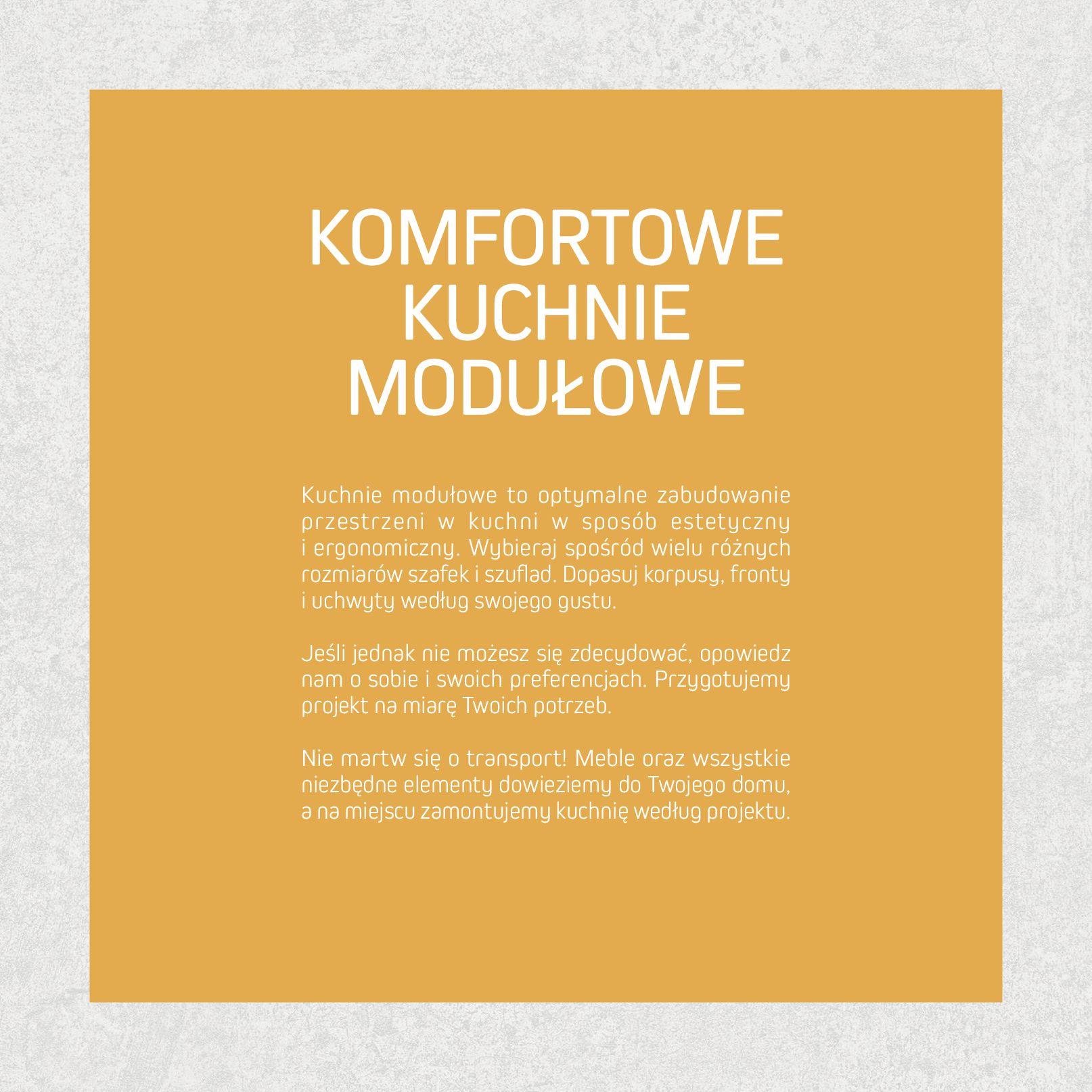 Gazetka Komfort: Gazetka Komfort - Katalog Kuchnie 2021 2021-06-16 page-2
