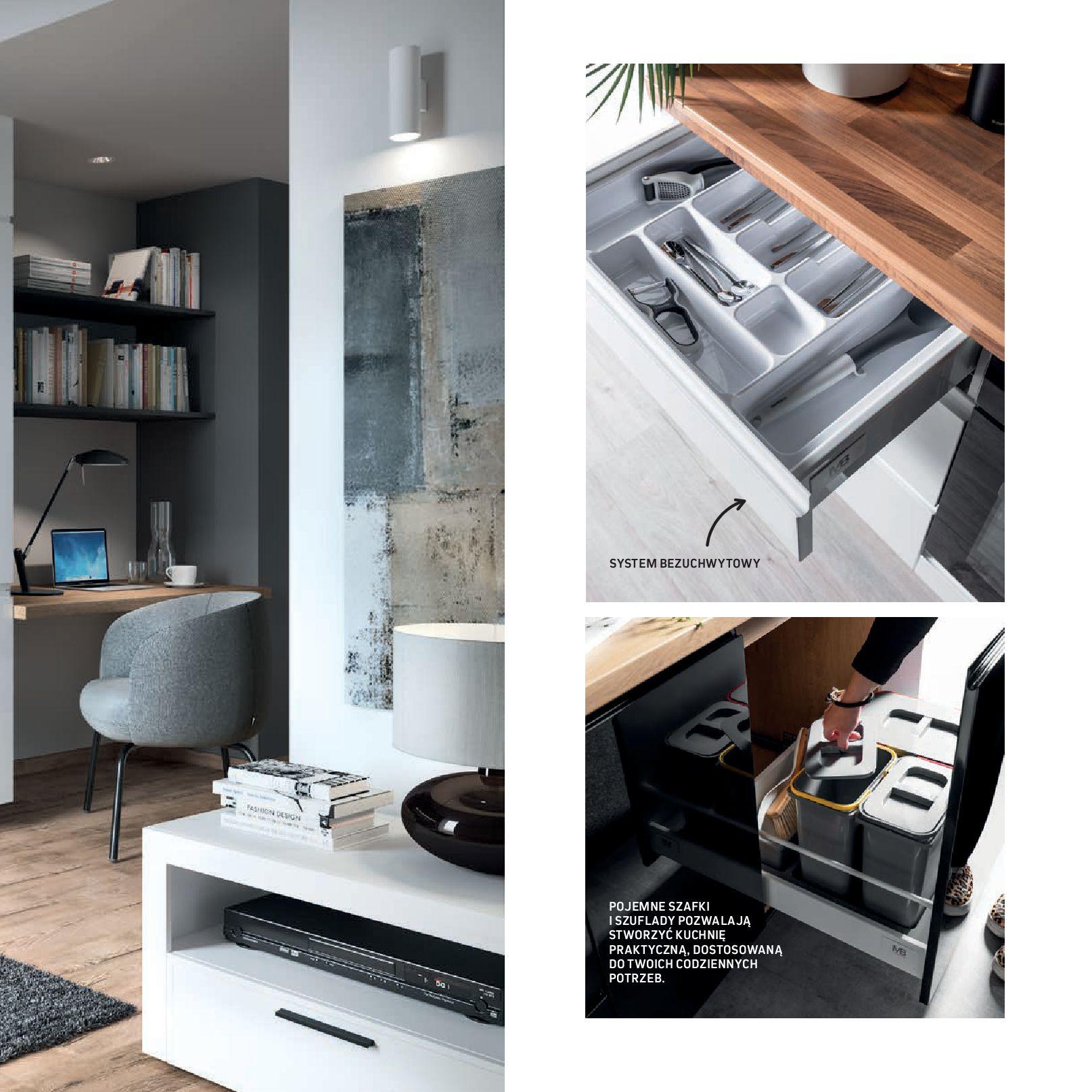 Gazetka Komfort: Gazetka Komfort - Katalog Kuchnie 2021 2021-06-16 page-35