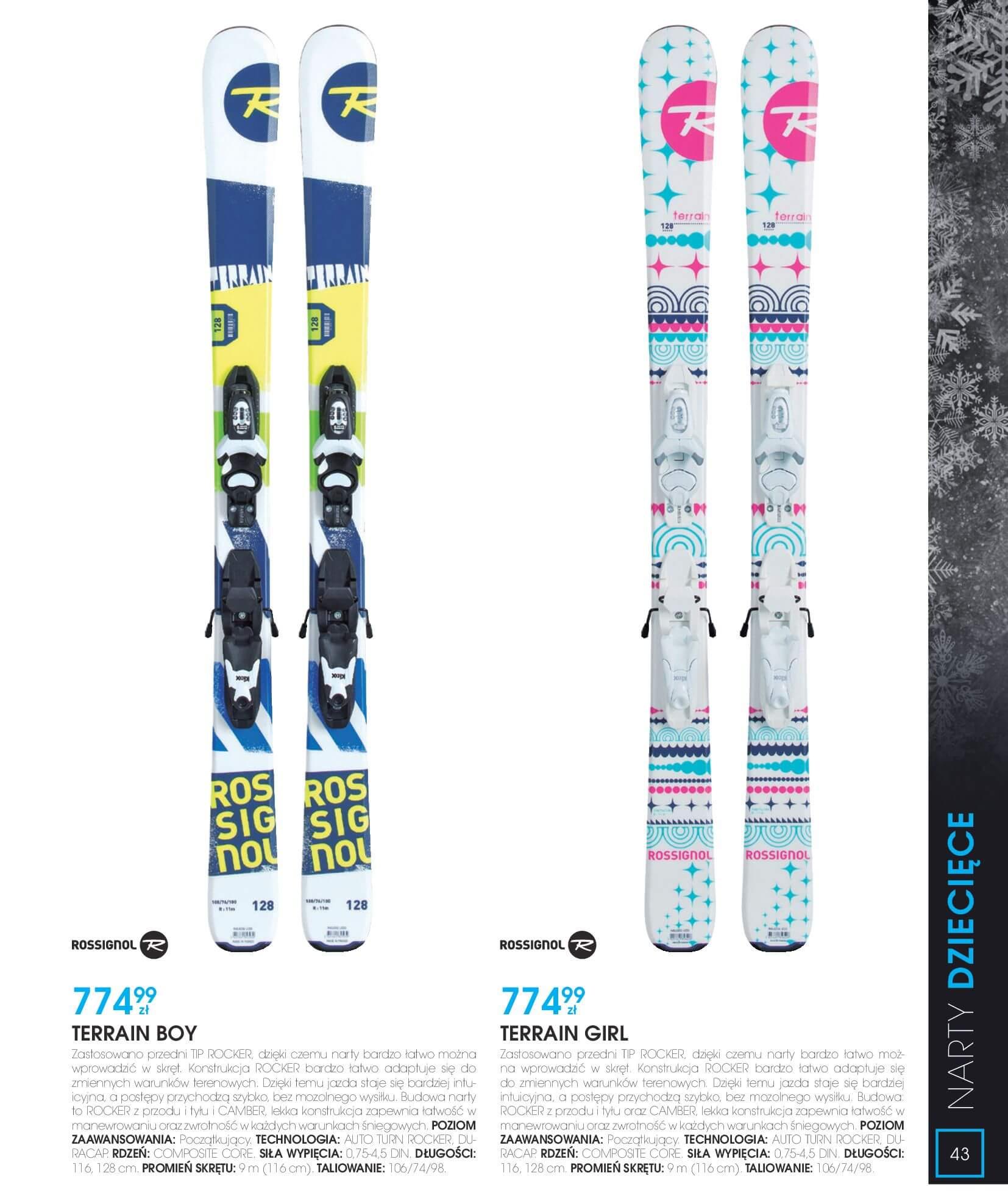 Gazetka Go Sport - Katalog Zima 2017/2018-12.11.2017-28.02.2018-page-43