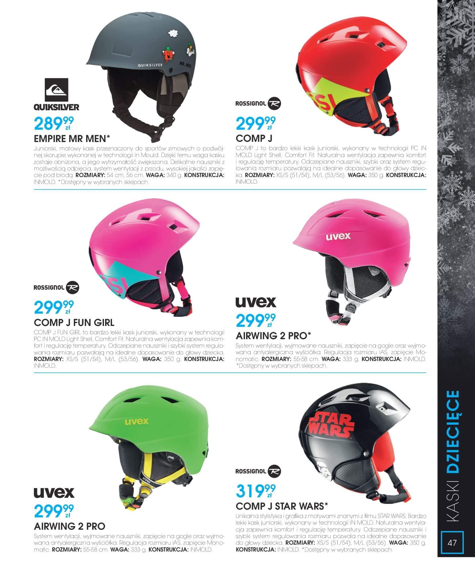 Gazetka Go Sport - Katalog Zima 2017/2018-12.11.2017-28.02.2018-page-47