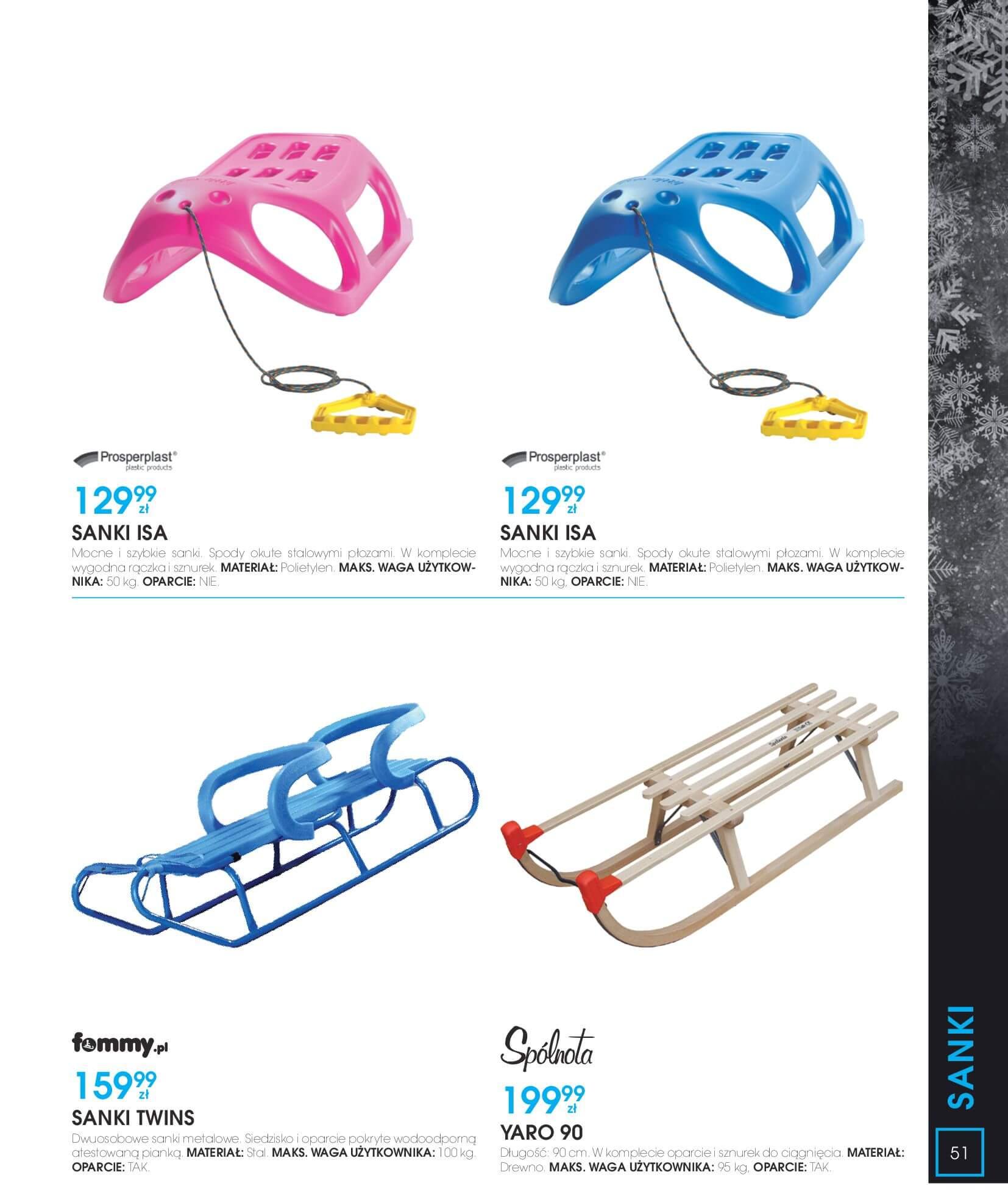 Gazetka Go Sport - Katalog Zima 2017/2018-12.11.2017-28.02.2018-page-51