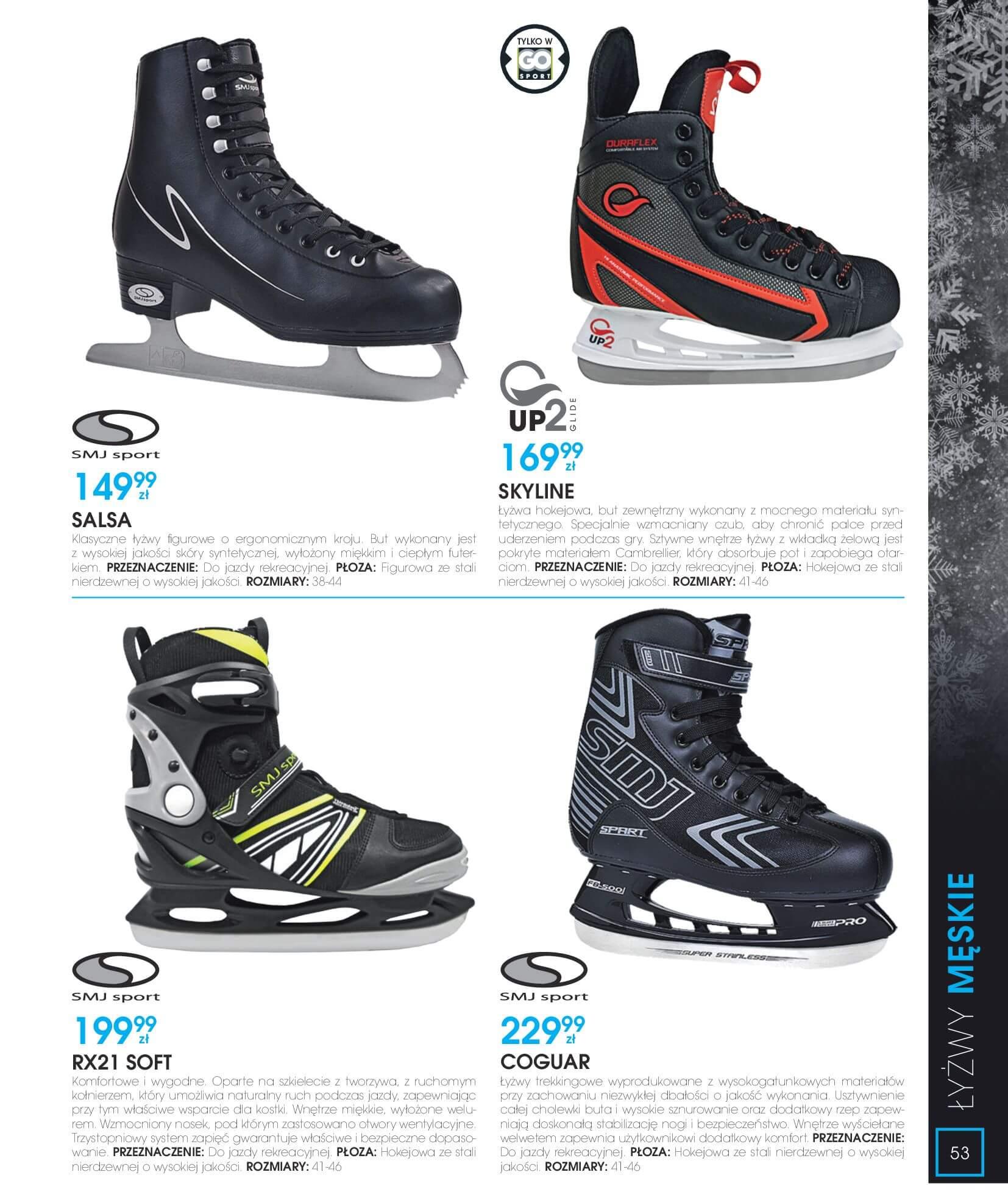 Gazetka Go Sport - Katalog Zima 2017/2018-12.11.2017-28.02.2018-page-53