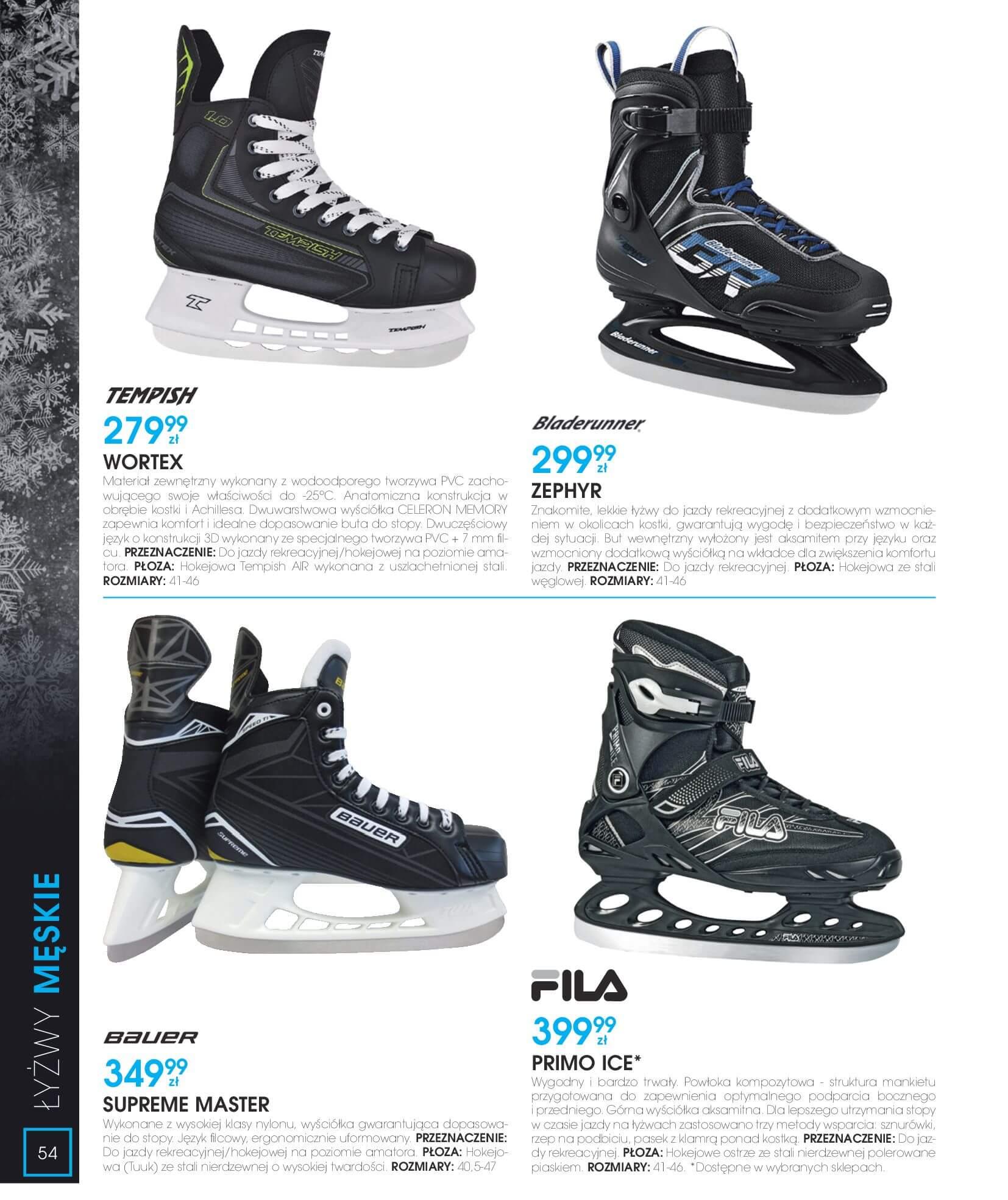 Gazetka Go Sport - Katalog Zima 2017/2018-12.11.2017-28.02.2018-page-54