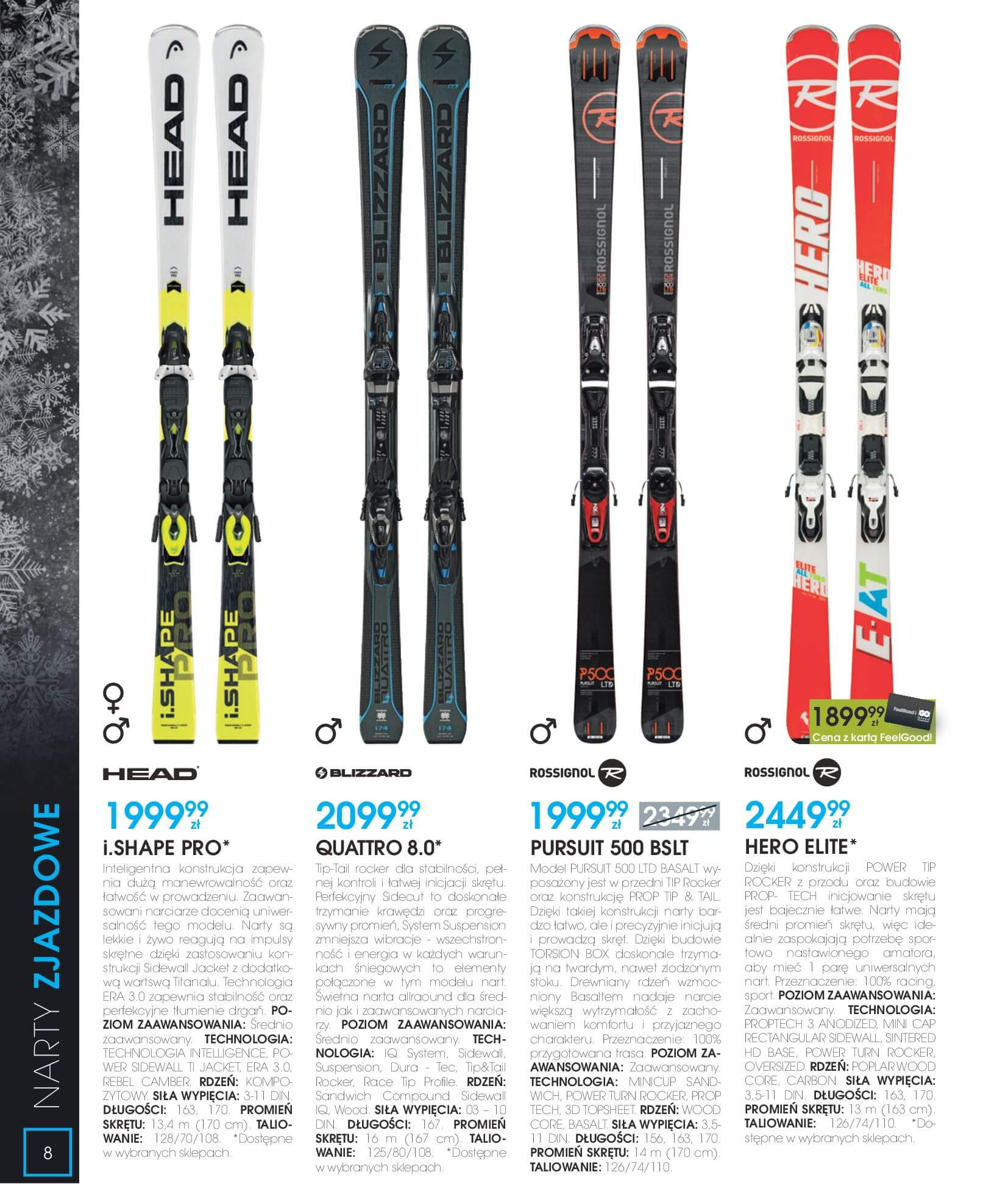 Gazetka Go Sport - Katalog Zima 2017/2018-12.11.2017-28.02.2018-page-8