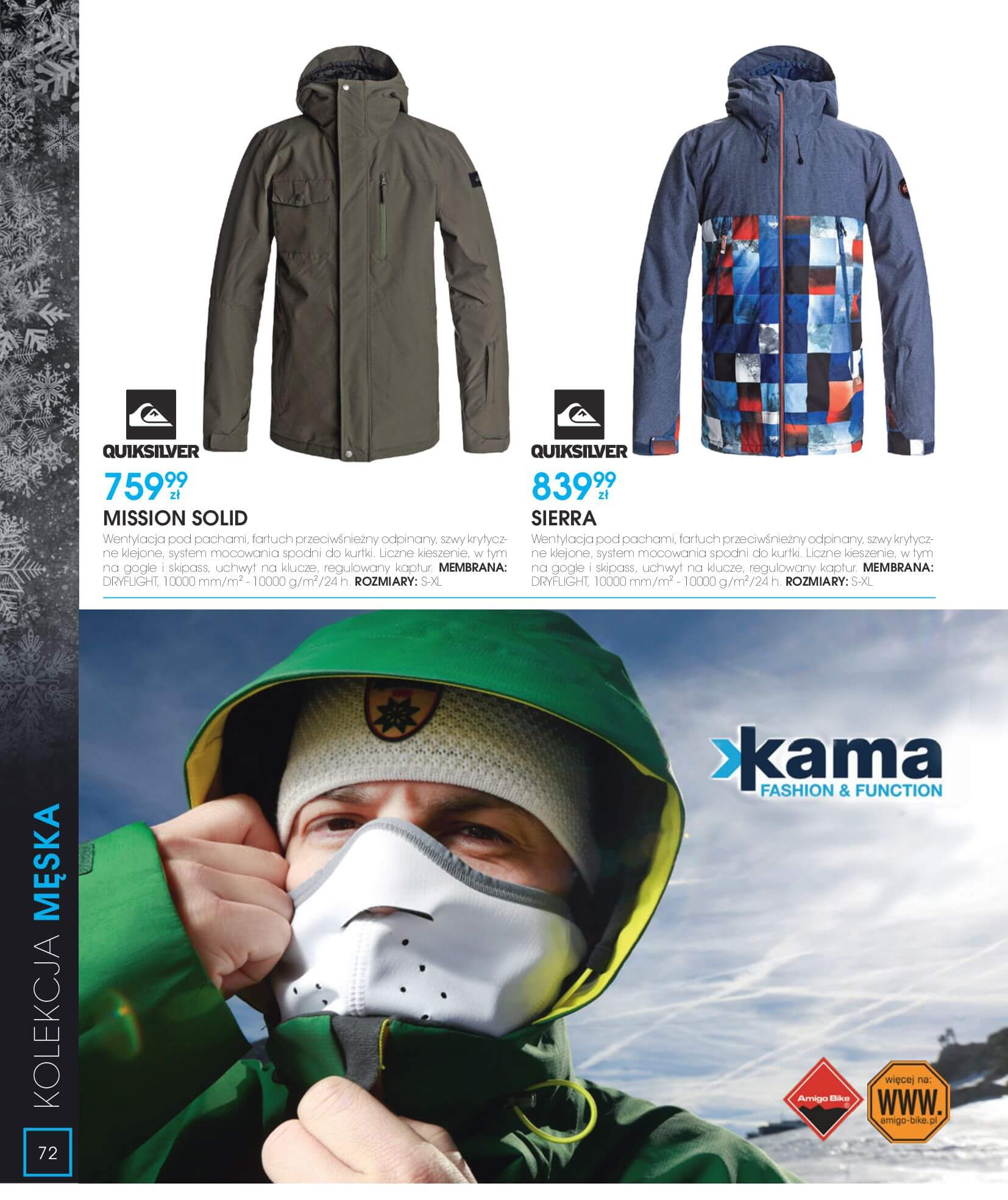 Gazetka Go Sport - Katalog Zima 2017/2018-12.11.2017-28.02.2018-page-72