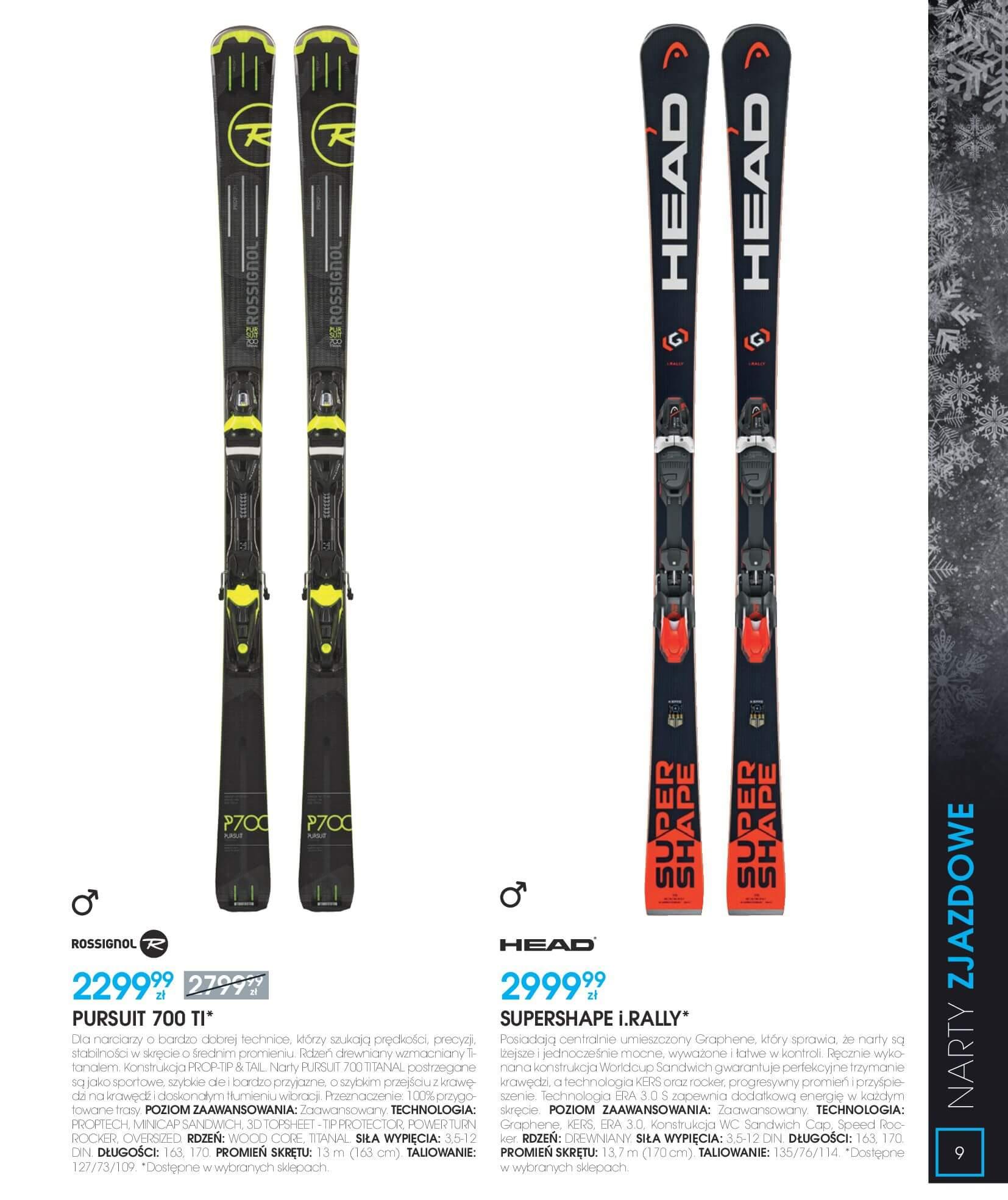 Gazetka Go Sport - Katalog Zima 2017/2018-12.11.2017-28.02.2018-page-9