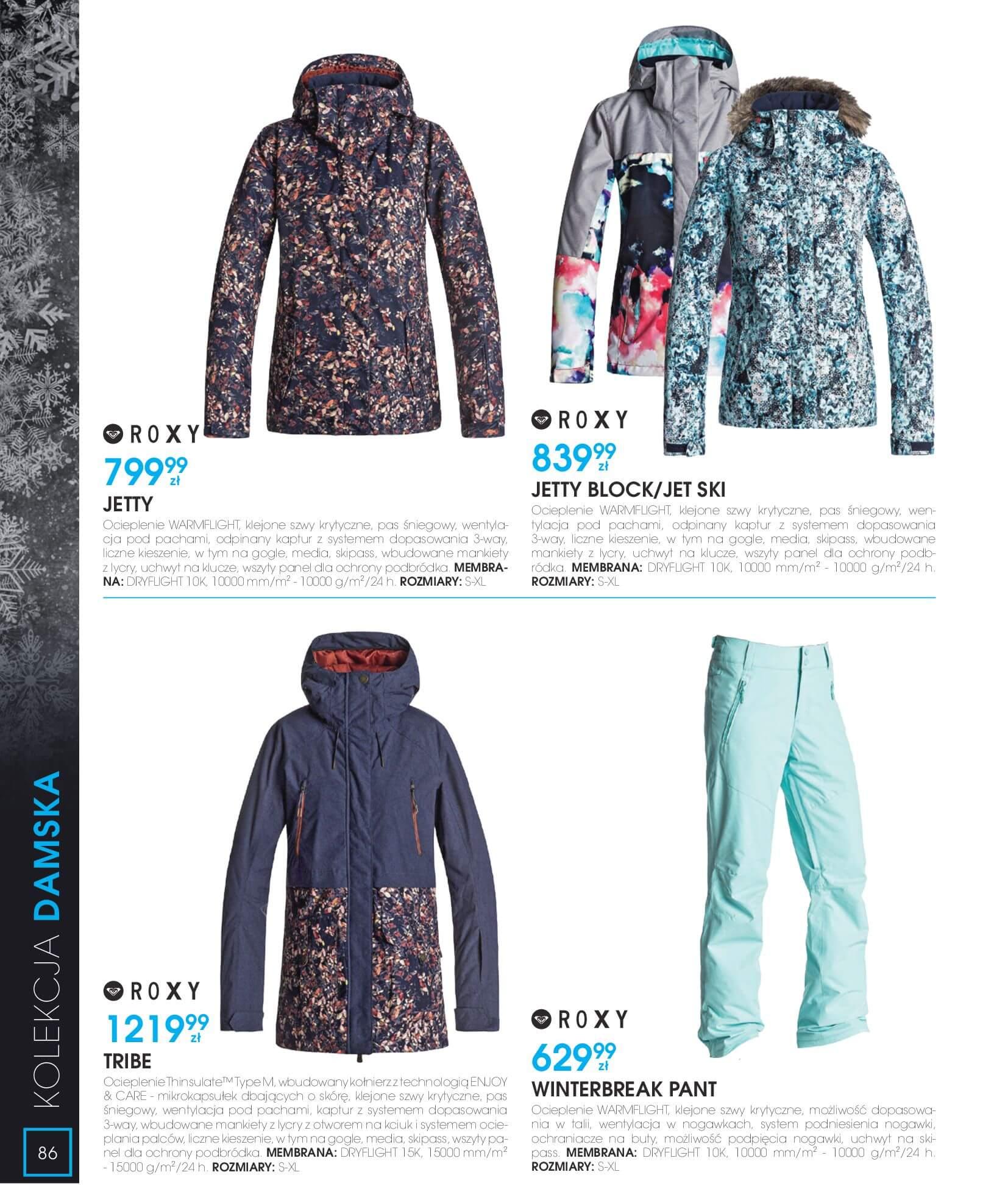 Gazetka Go Sport - Katalog Zima 2017/2018-12.11.2017-28.02.2018-page-86