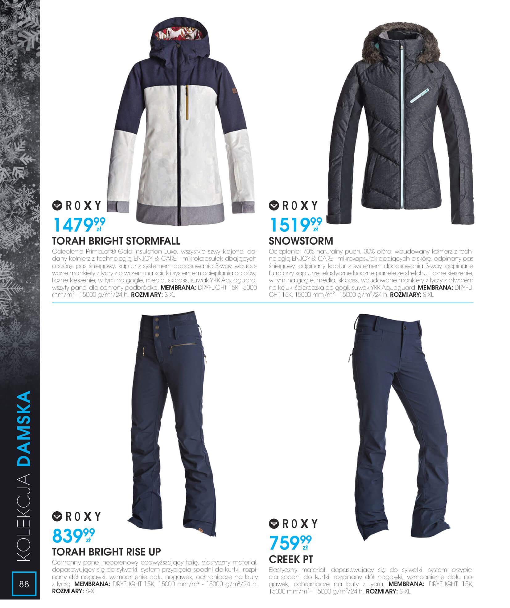 Gazetka Go Sport - Katalog Zima 2017/2018-12.11.2017-28.02.2018-page-88