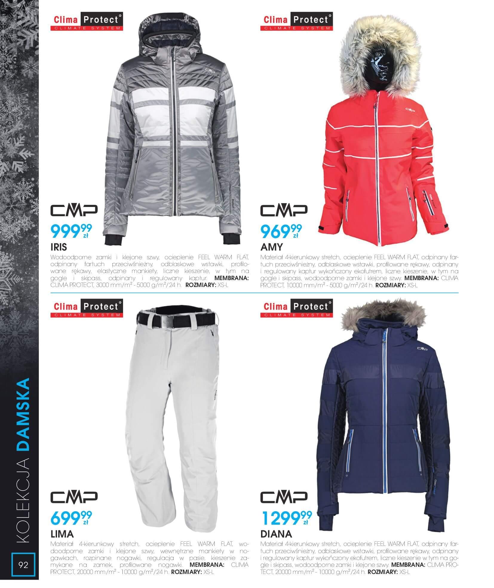 Gazetka Go Sport - Katalog Zima 2017/2018-12.11.2017-28.02.2018-page-92