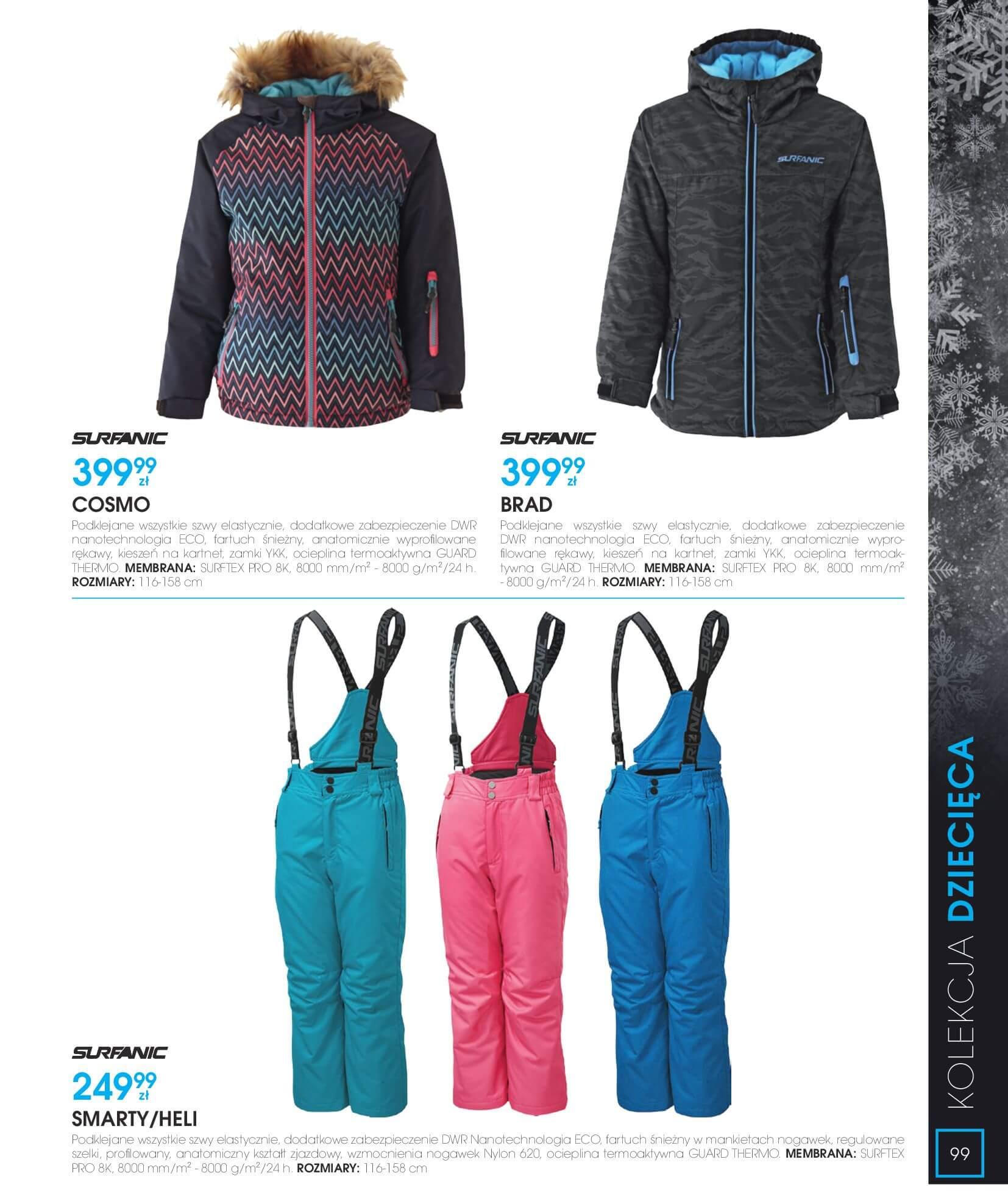 Gazetka Go Sport - Katalog Zima 2017/2018-12.11.2017-28.02.2018-page-99