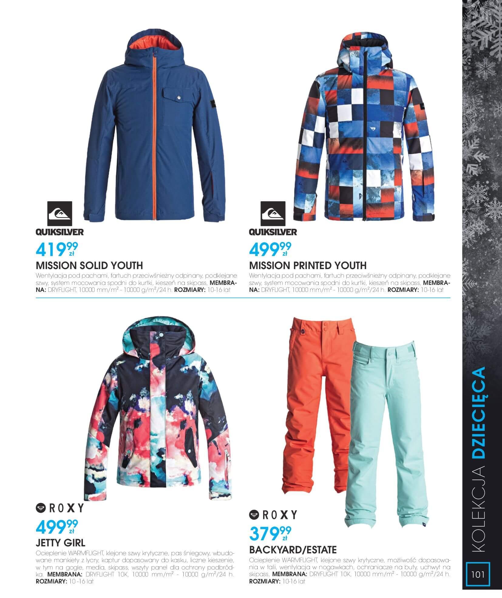 Gazetka Go Sport - Katalog Zima 2017/2018-12.11.2017-28.02.2018-page-101
